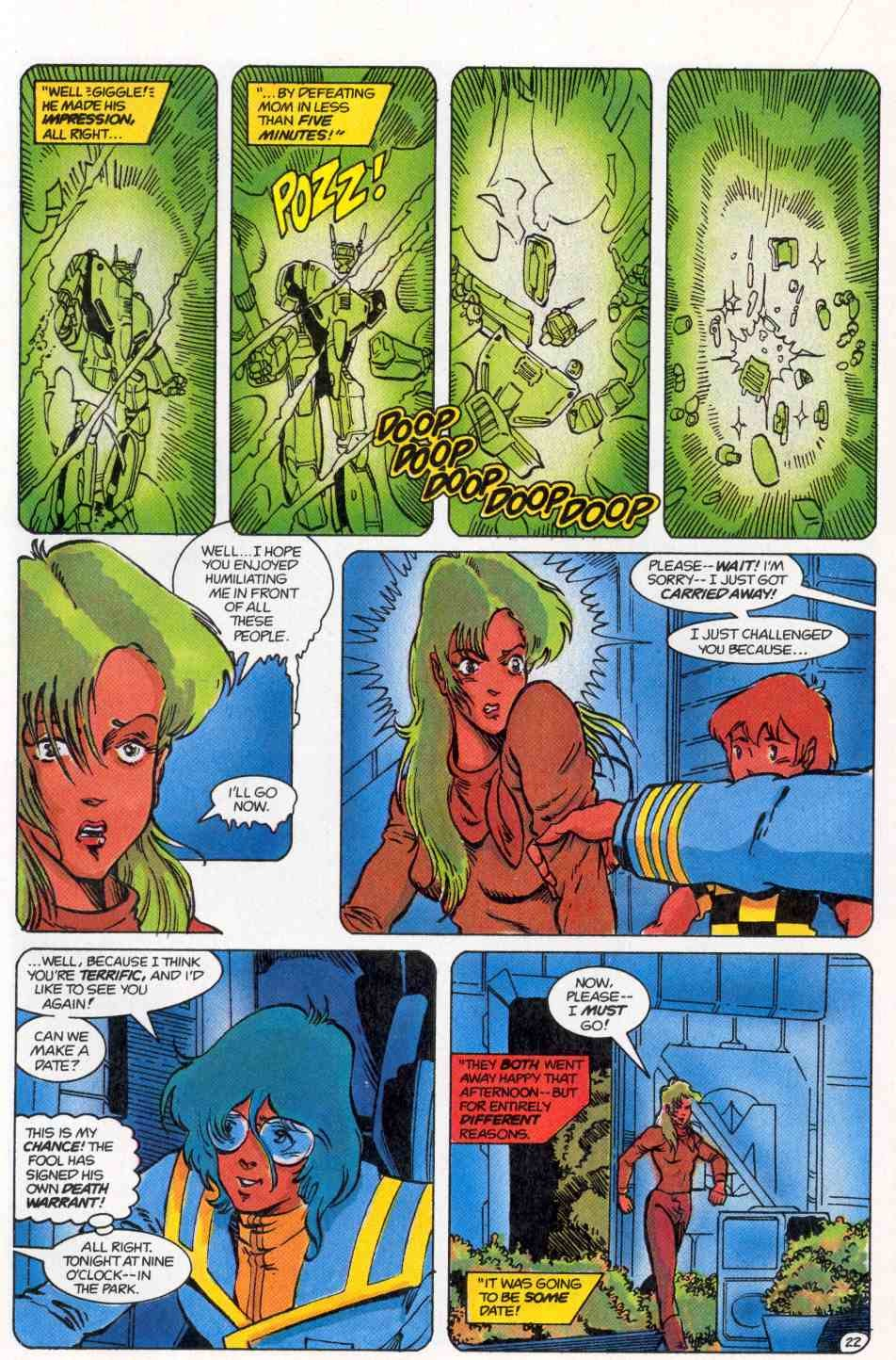 Robotech Special issue Full - Page 23