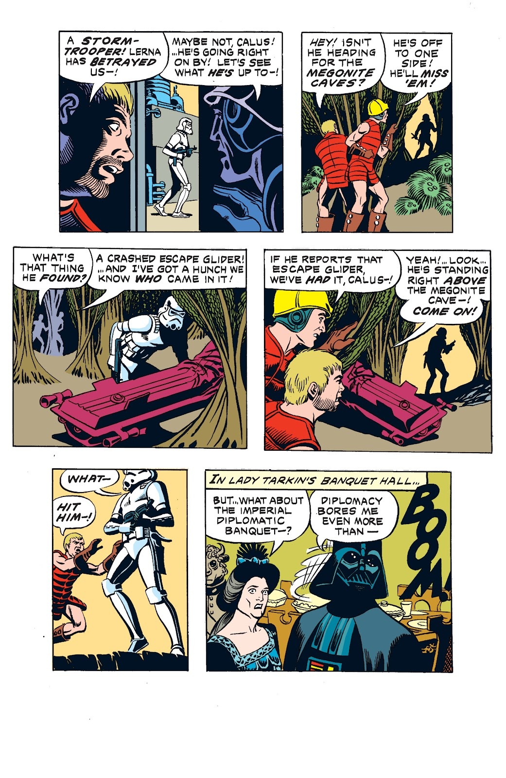 Read online Star Wars Legends: The Newspaper Strips - Epic Collection comic -  Issue # TPB (Part 2) - 66