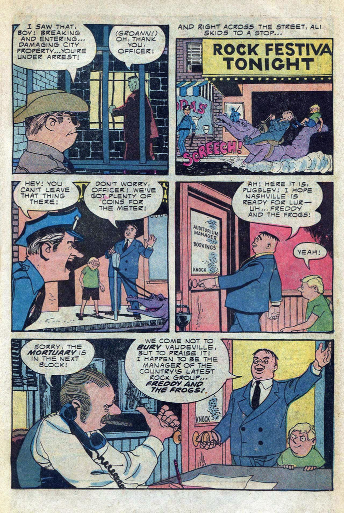 Addams Family issue 3 - Page 7