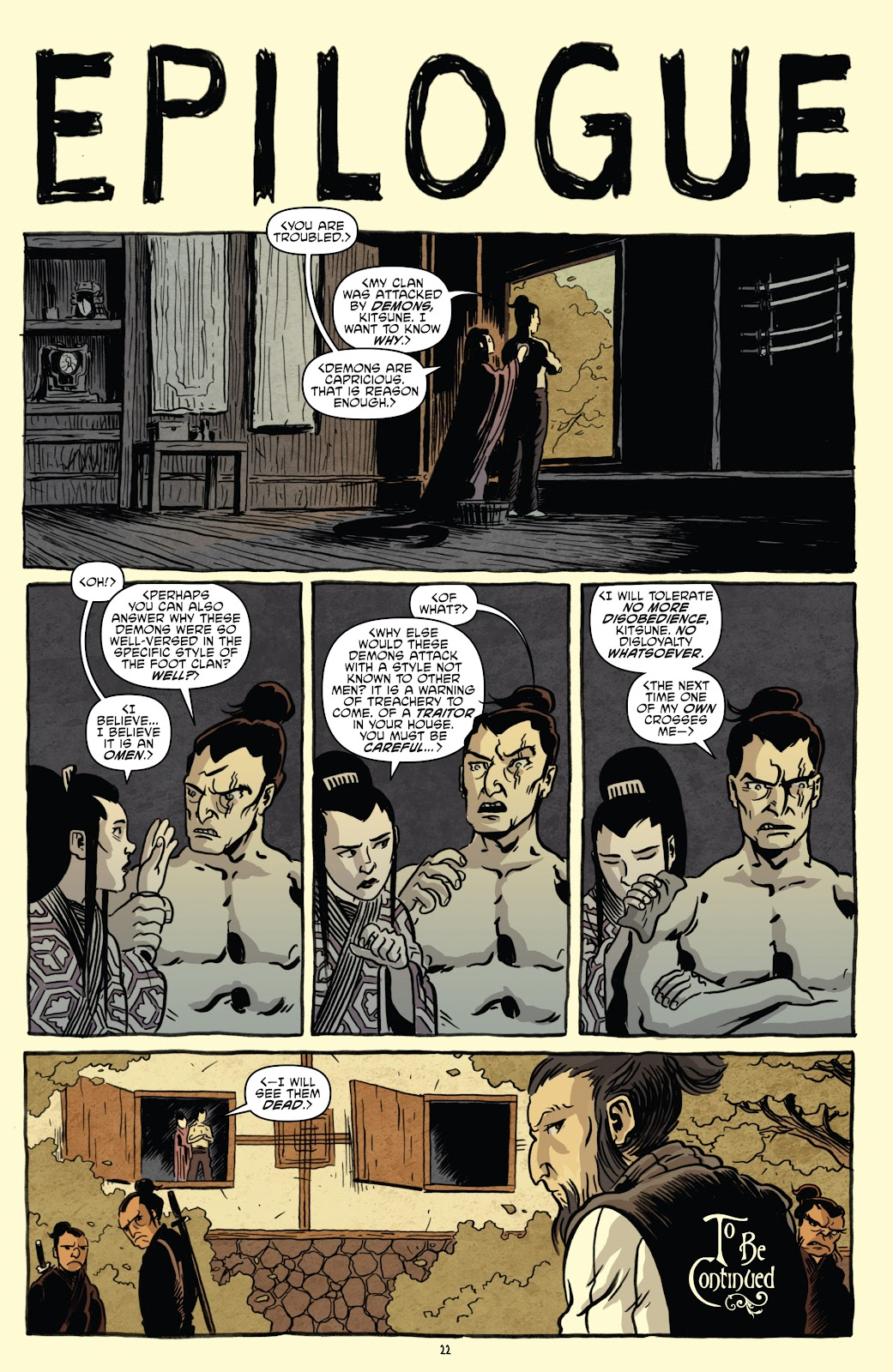 Read online Teenage Mutant Ninja Turtles: The IDW Collection comic -  Issue # TPB 5 (Part 1) - 52