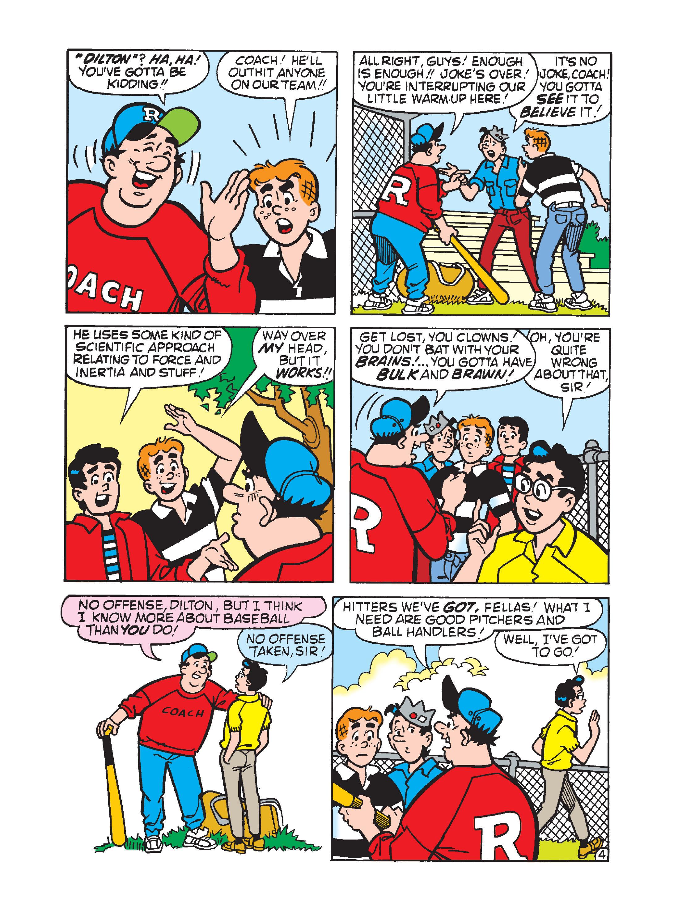 Read online Archie 1000 Page Comics Bonanza comic -  Issue #2 (Part 1) - 60