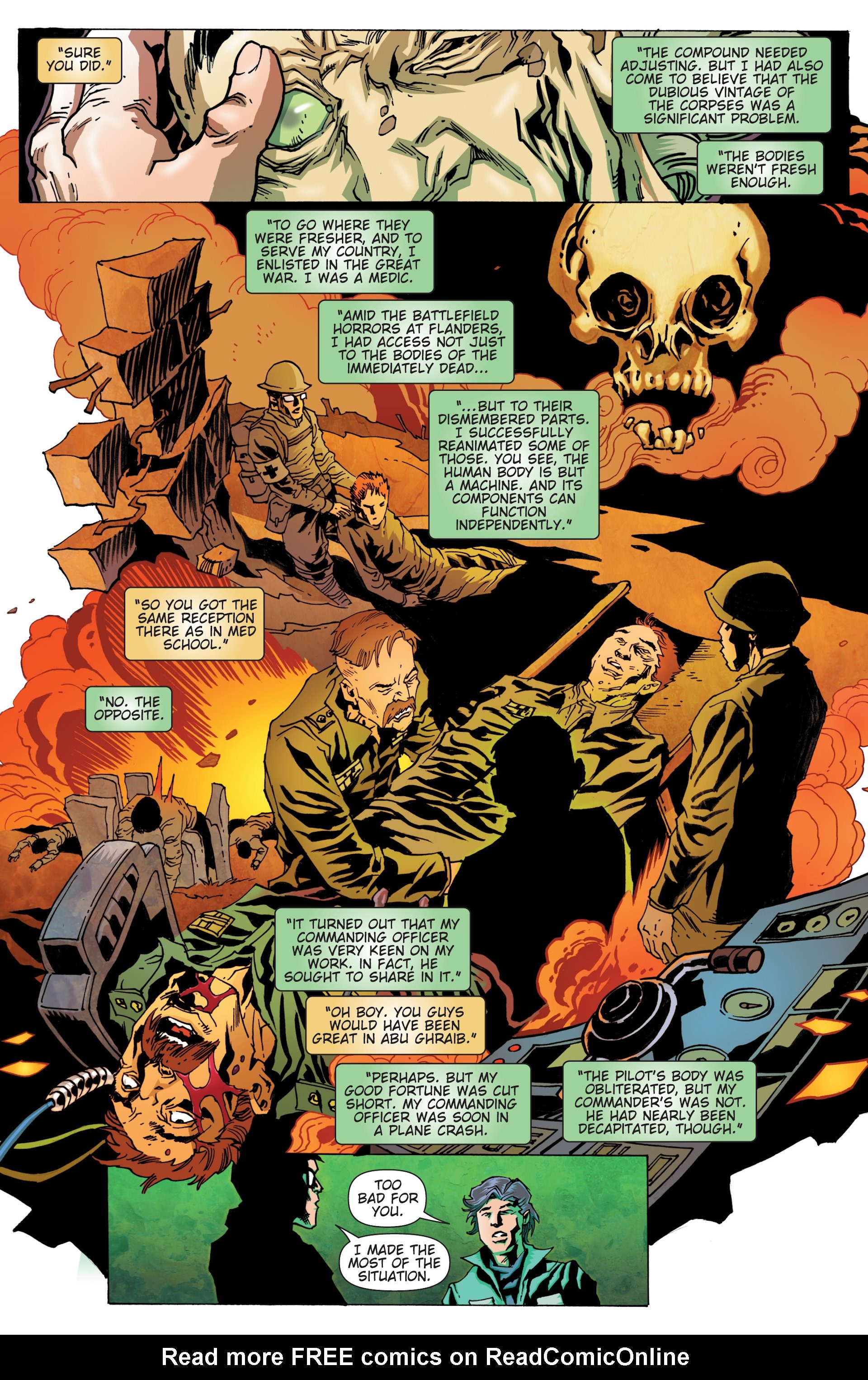 Read online Army of Darkness/Reanimator comic -  Issue #Army of Darkness/Reanimator Full - 15
