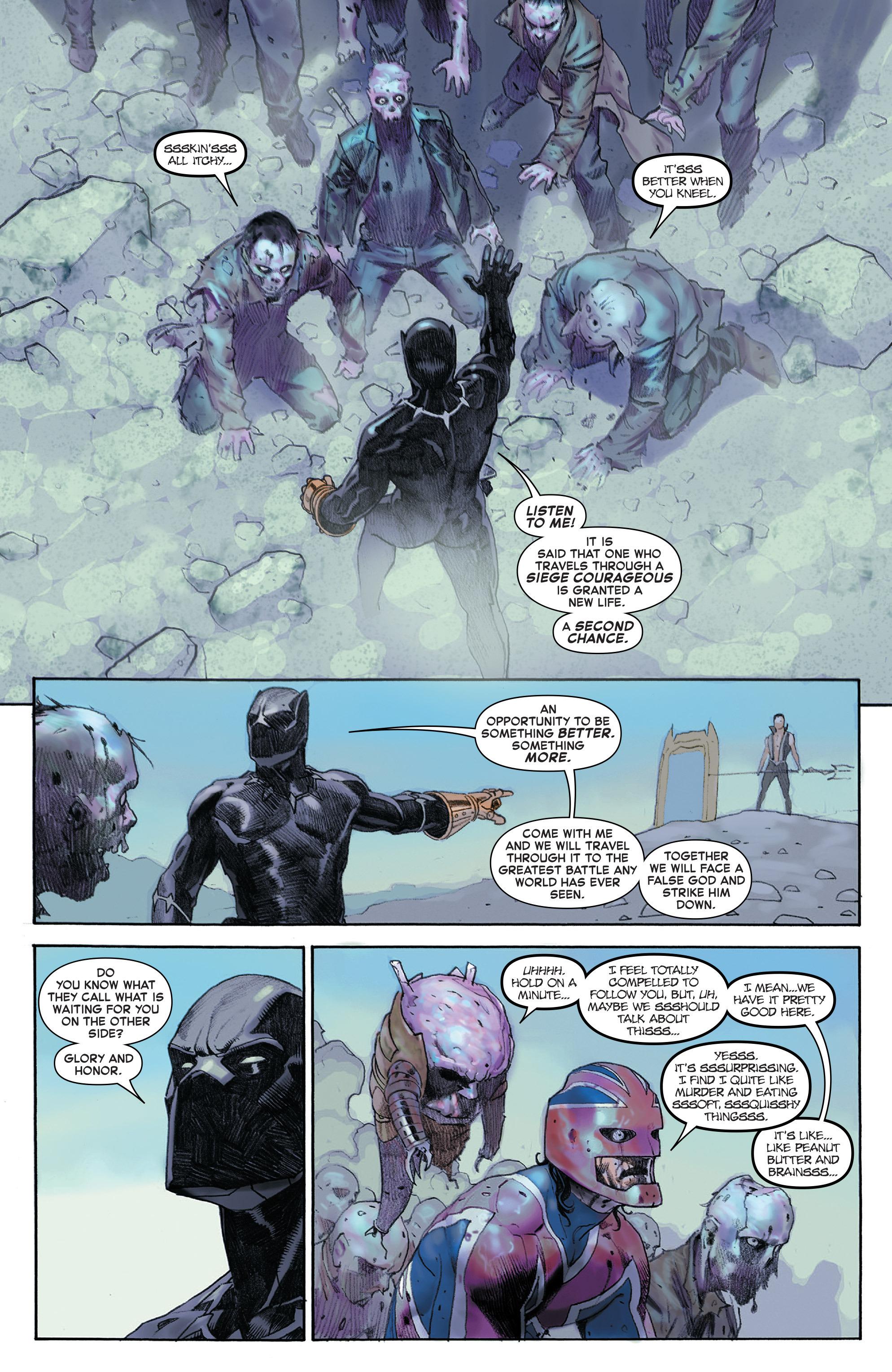 Read online Secret Wars comic -  Issue #7 - 22