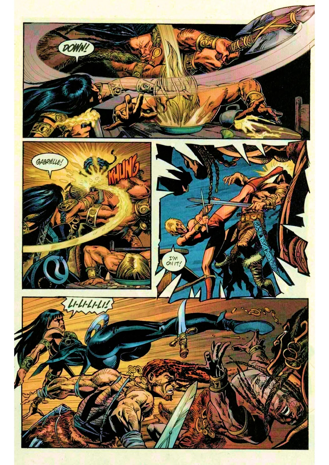 Xena: Warrior Princess (1999) Issue #10 #10 - English 13