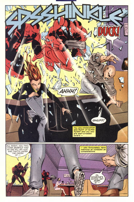 Read online Alpha Flight (1997) comic -  Issue #1 - 12