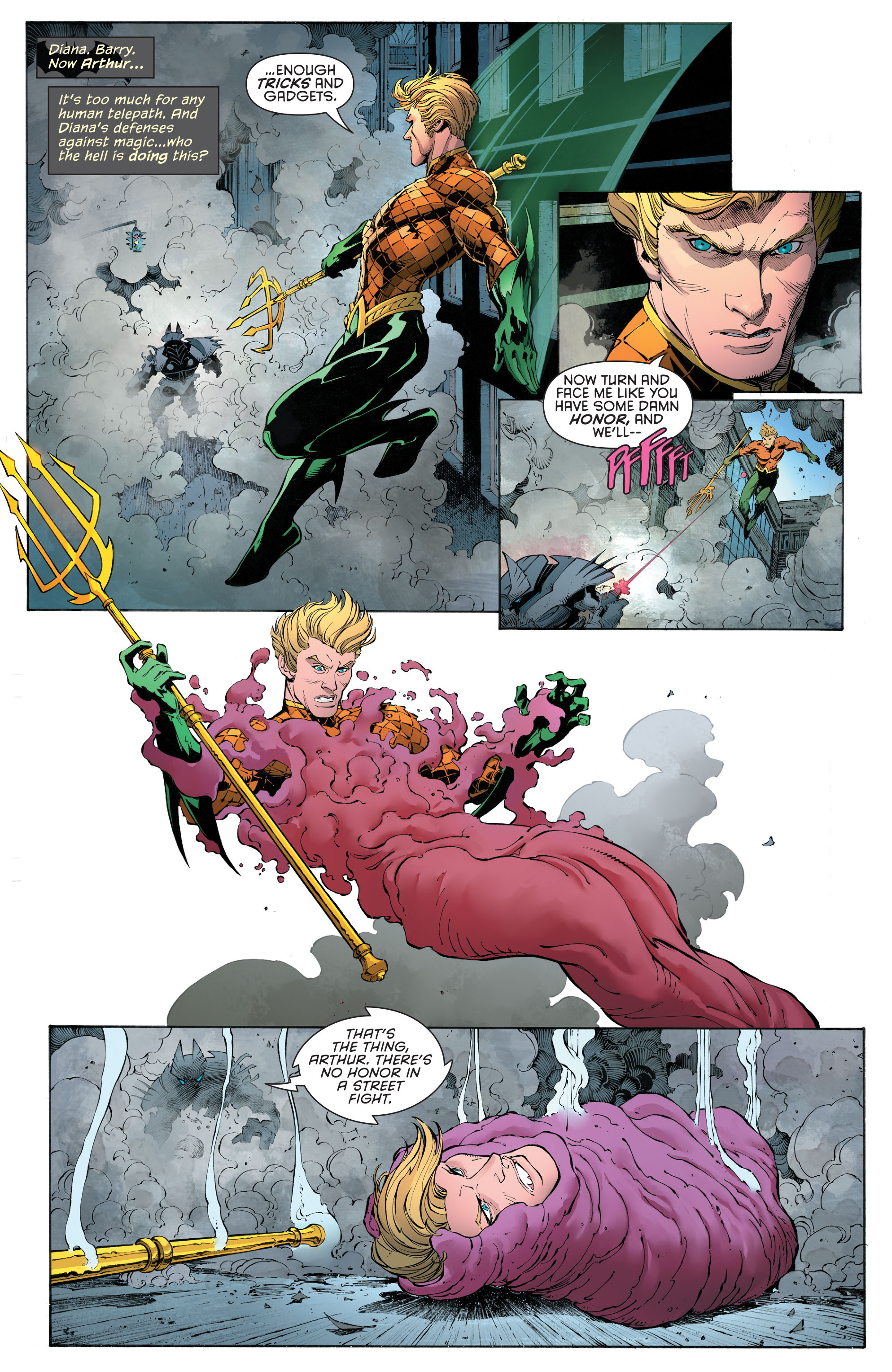 Read online Batman (2011) comic -  Issue # _TPB 7 - 23