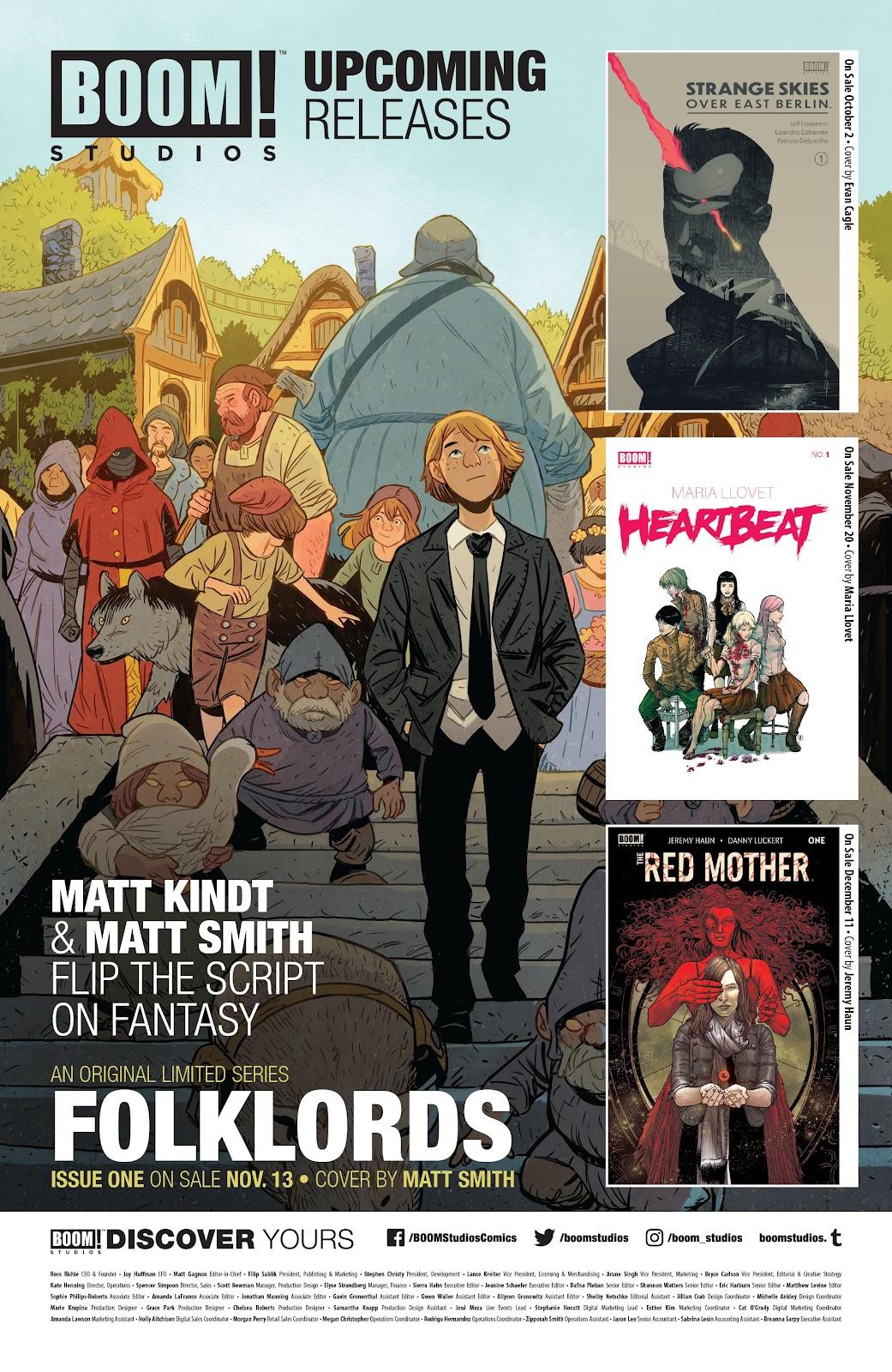 Read online Alienated comic -  Issue #1 - 24