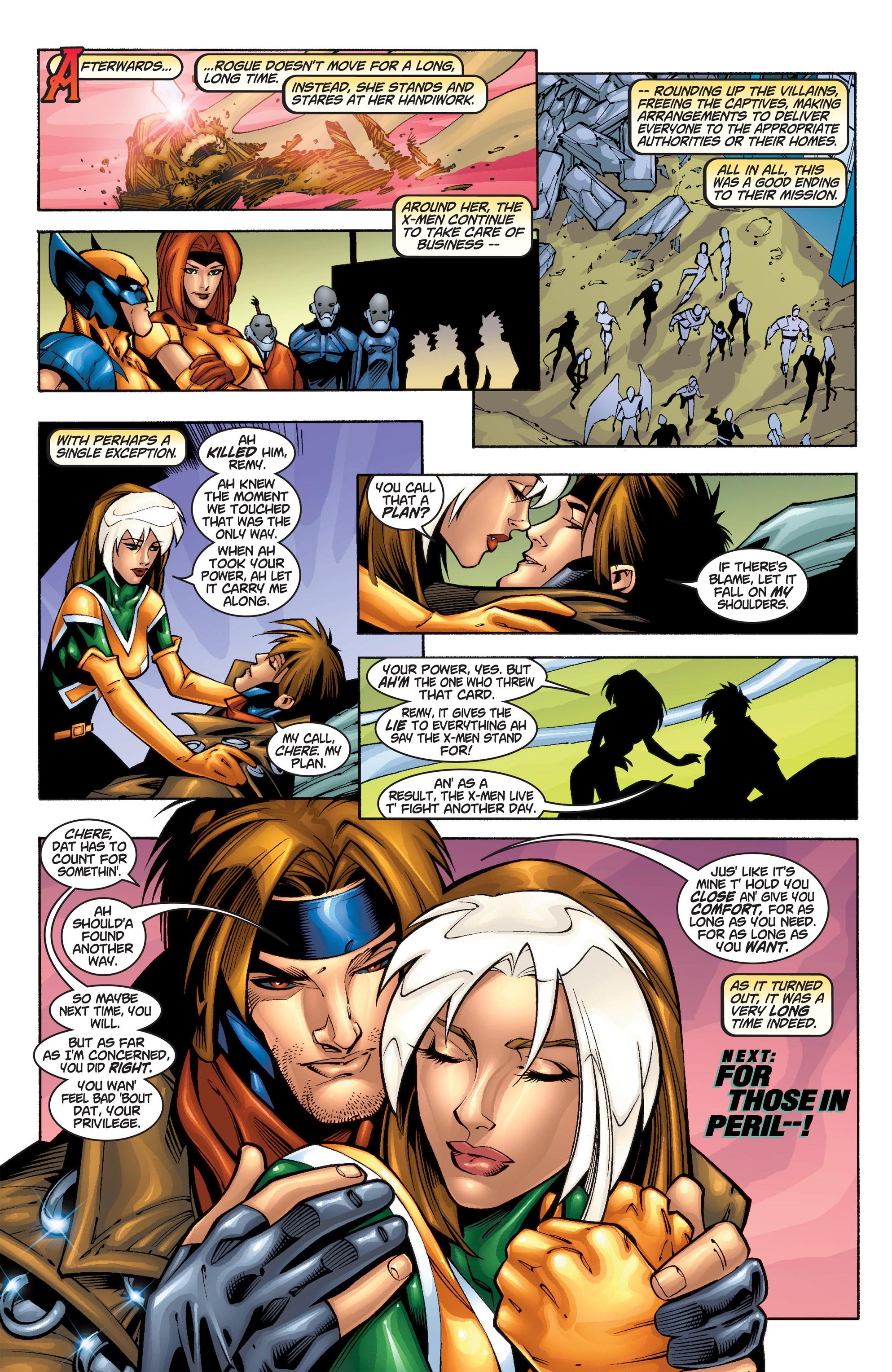 Read online Uncanny X-Men (1963) comic -  Issue #385 - 23