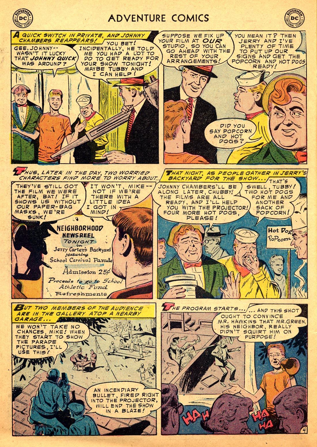 Read online Adventure Comics (1938) comic -  Issue #206 - 30