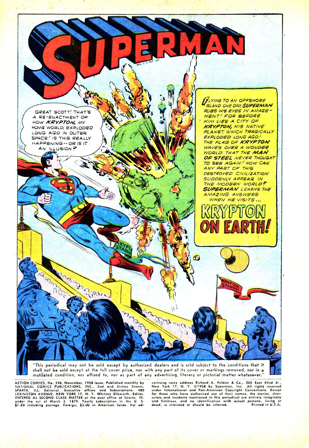 Read online Action Comics (1938) comic -  Issue #246 - 3