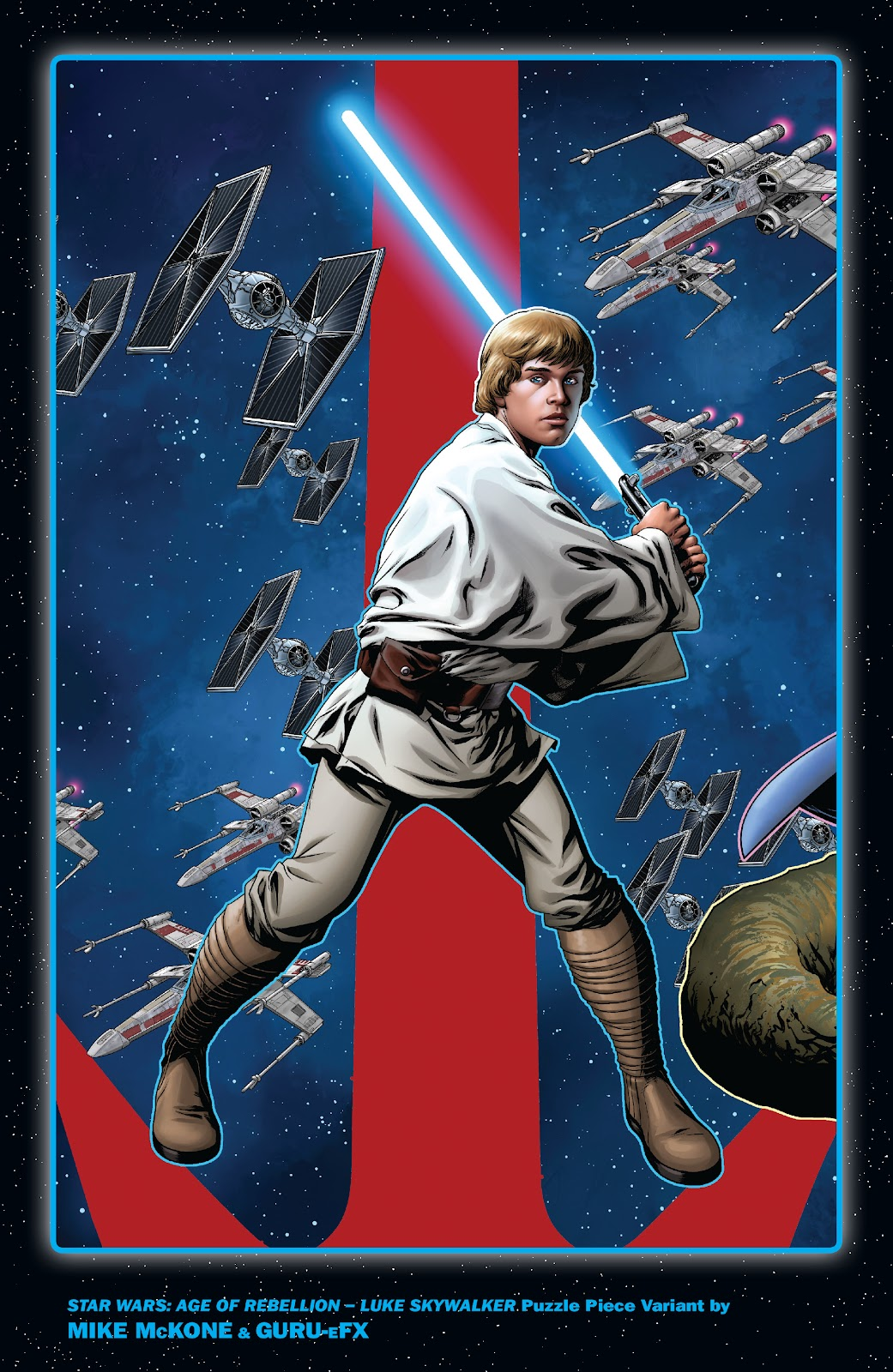 Read online Star Wars: Age of Rebellion - Heroes comic -  Issue # TPB - 123