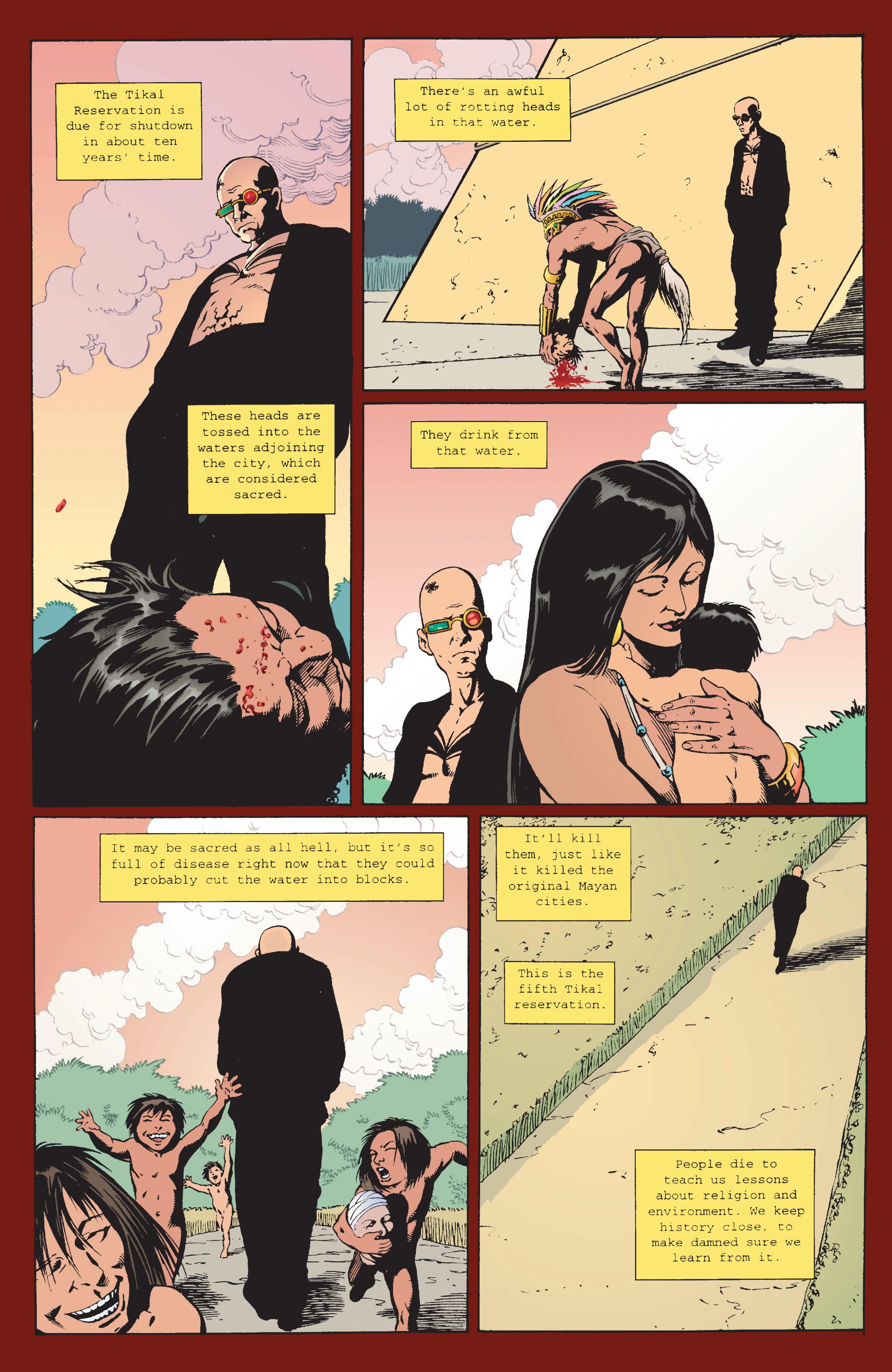 Read online Transmetropolitan comic -  Issue #9 - 18