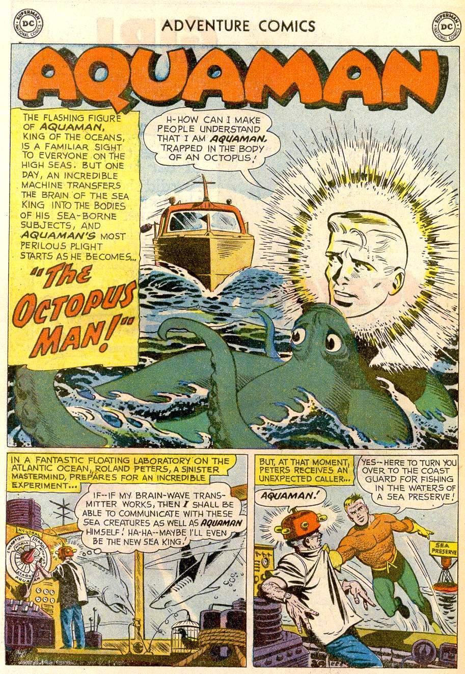 Read online Adventure Comics (1938) comic -  Issue #259 - 18