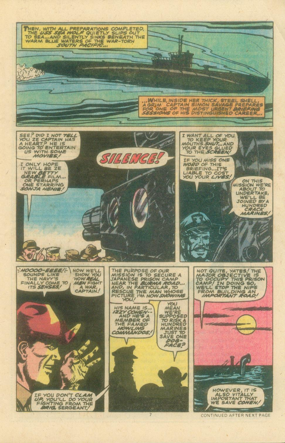 Read online Sgt. Fury comic -  Issue #154 - 9