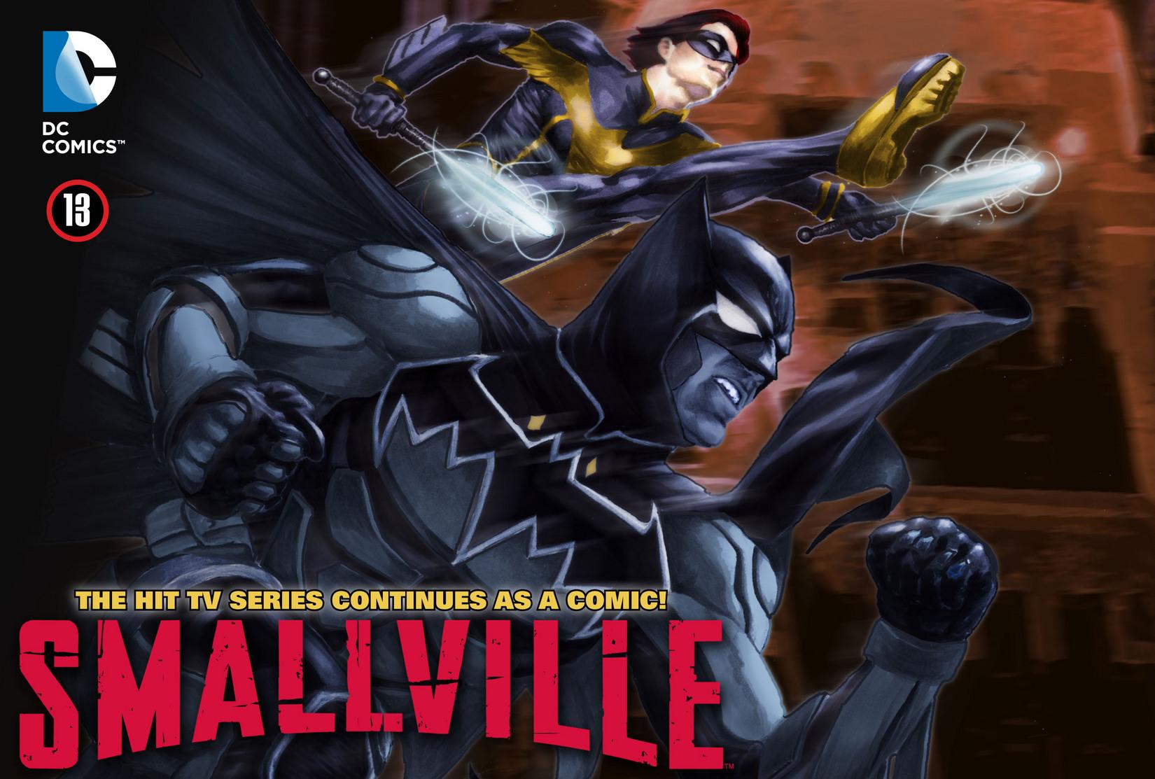 Read online Smallville: Season 11 comic -  Issue #13 - 1