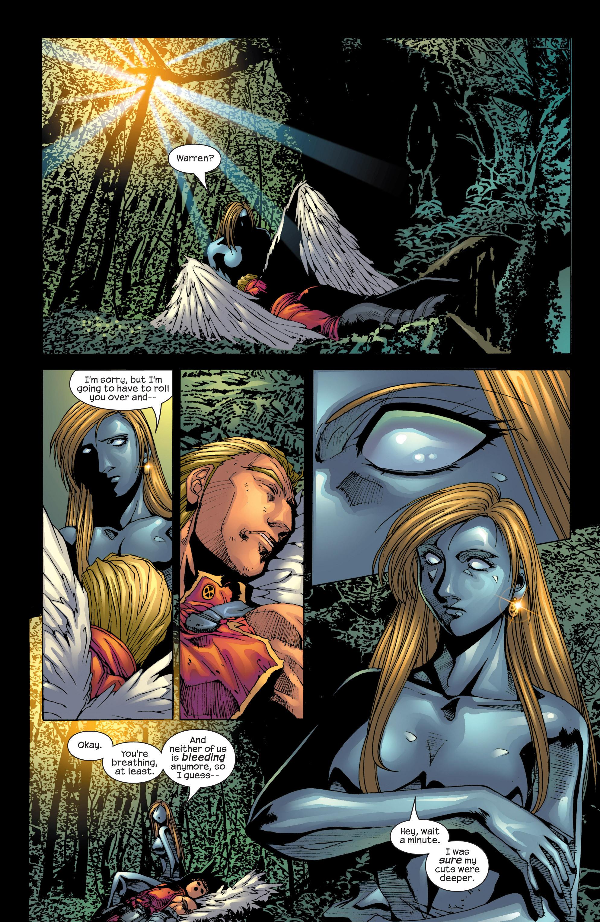 Read online Uncanny X-Men (1963) comic -  Issue #419 - 4