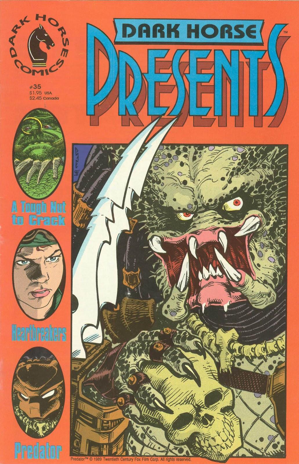 Dark Horse Presents (1986) issue 35 - Page 1