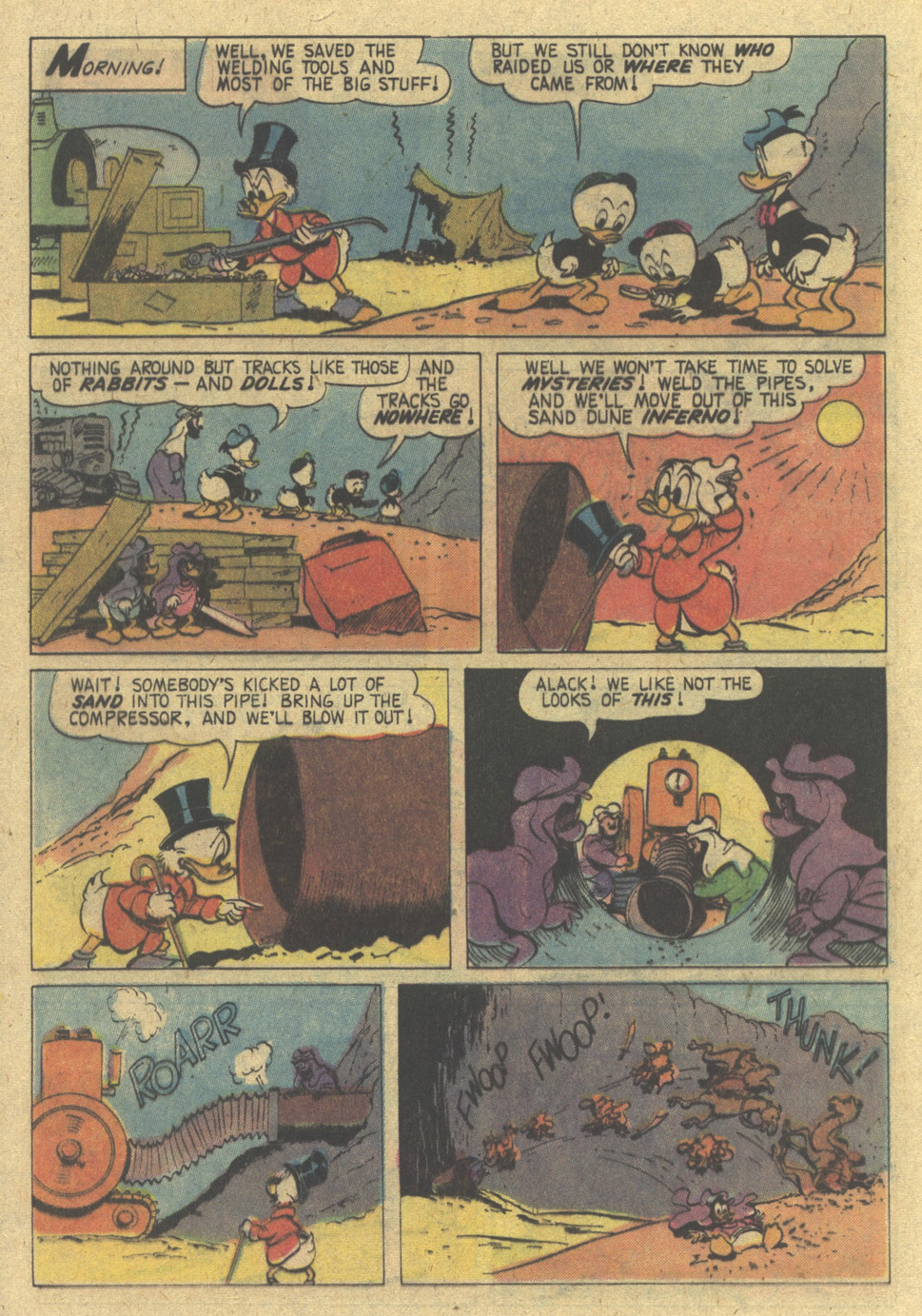 Read online Uncle Scrooge (1953) comic -  Issue #146 - 12