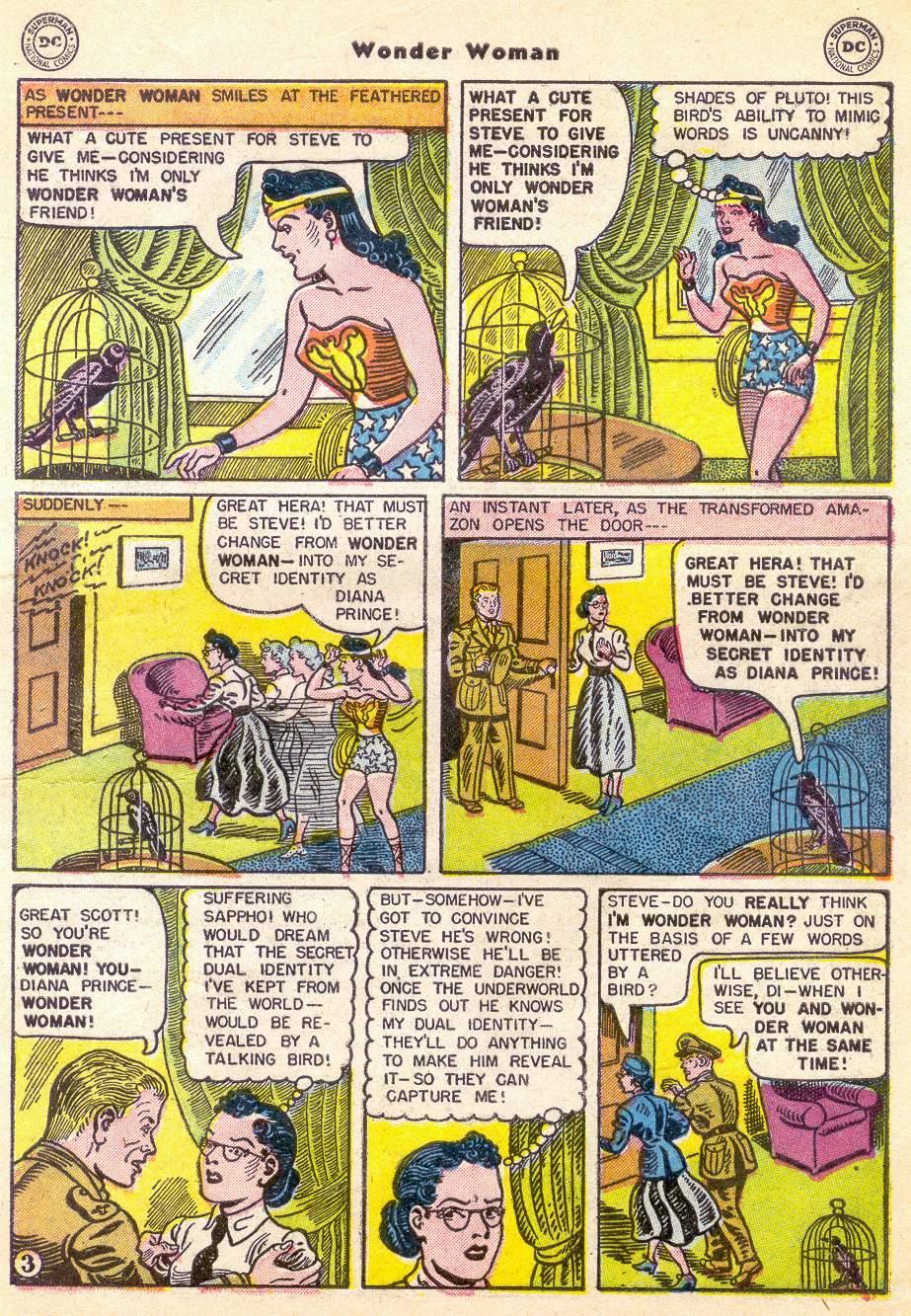 Read online Wonder Woman (1942) comic -  Issue #76 - 5