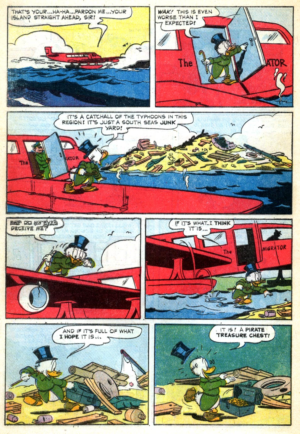 Read online Uncle Scrooge (1953) comic -  Issue #41 - 31