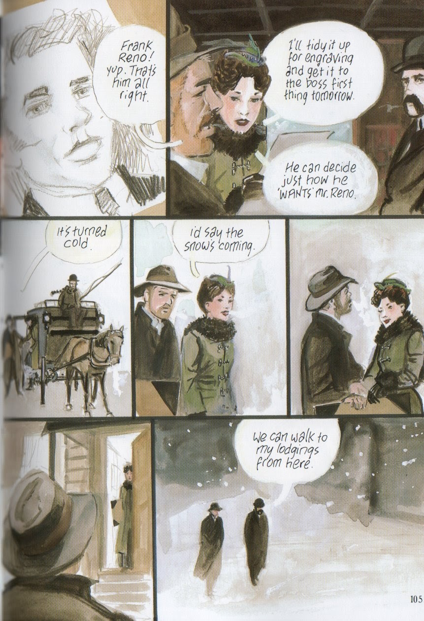 Read online The Black Diamond Detective Agency comic -  Issue # TPB - 101