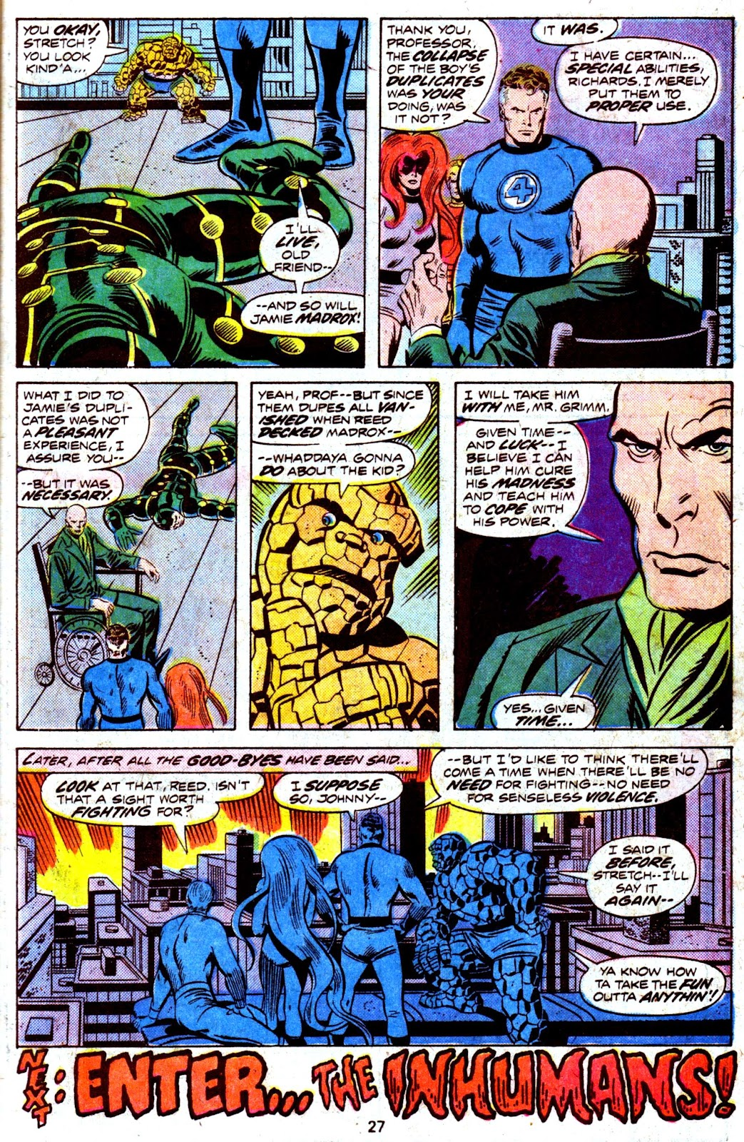 Giant-Size Fantastic Four issue 4 - Page 29