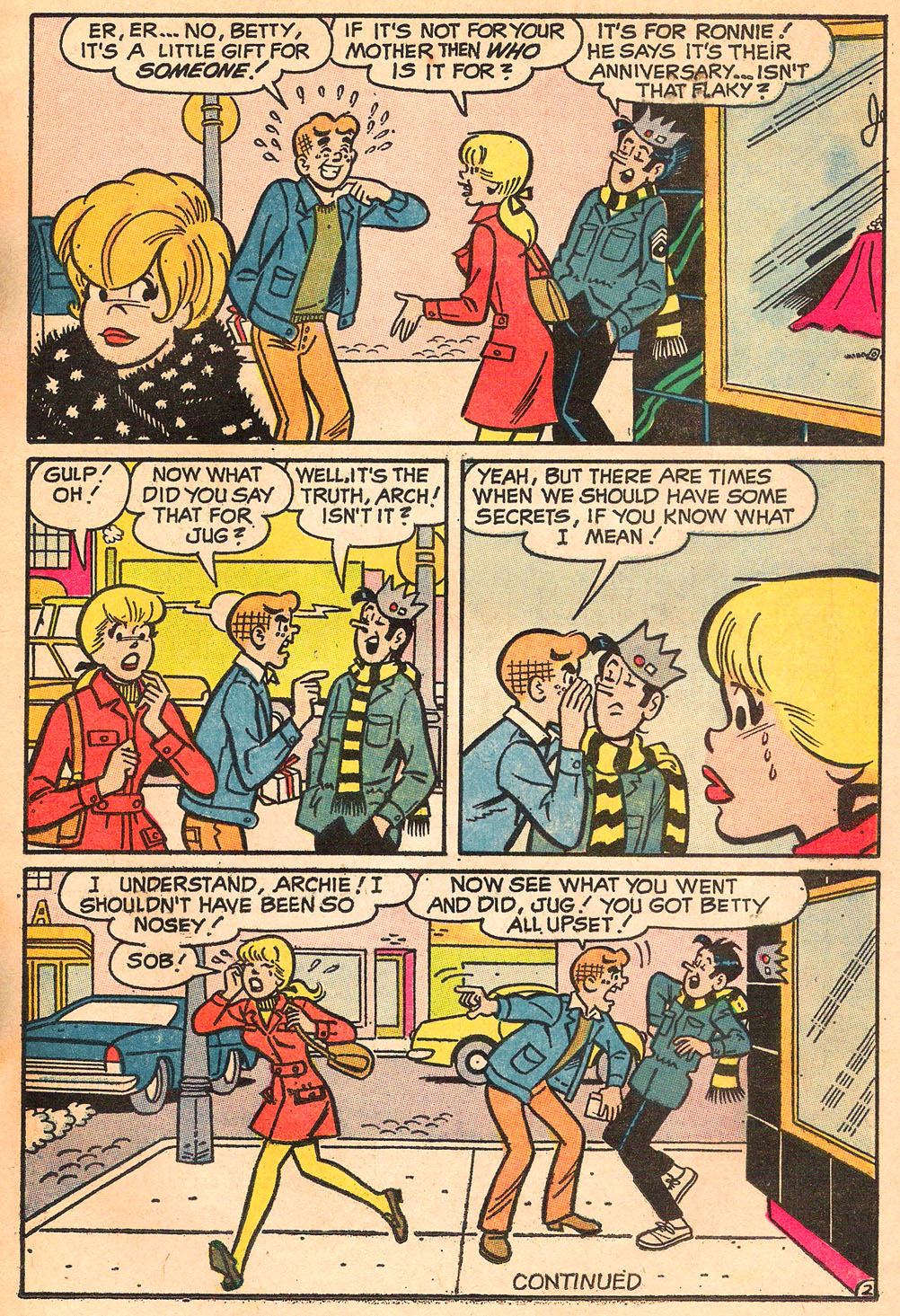 Read online Archie's Girls Betty and Veronica comic -  Issue #185 - 11