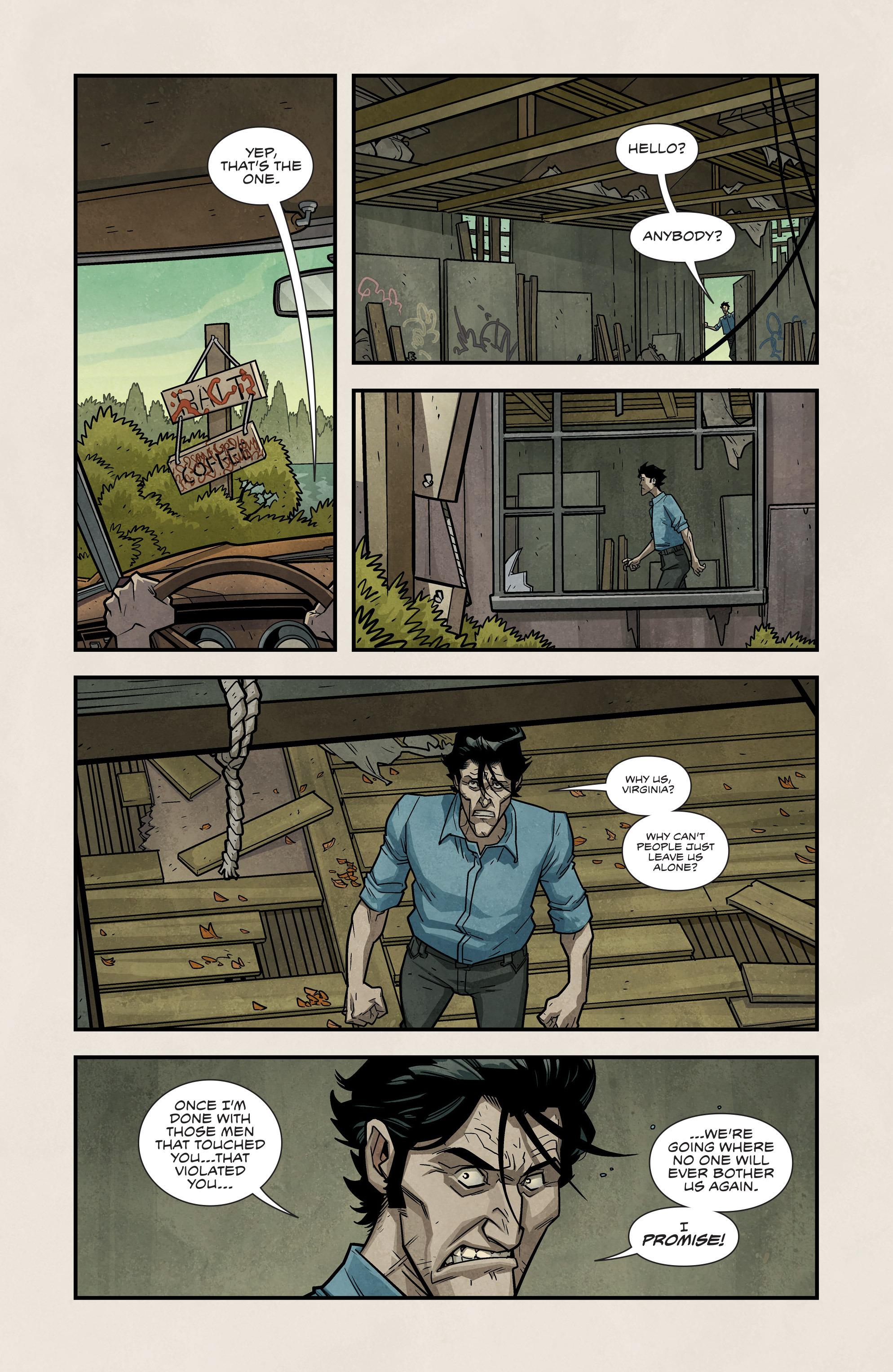 Read online Plastic comic -  Issue #2 - 14