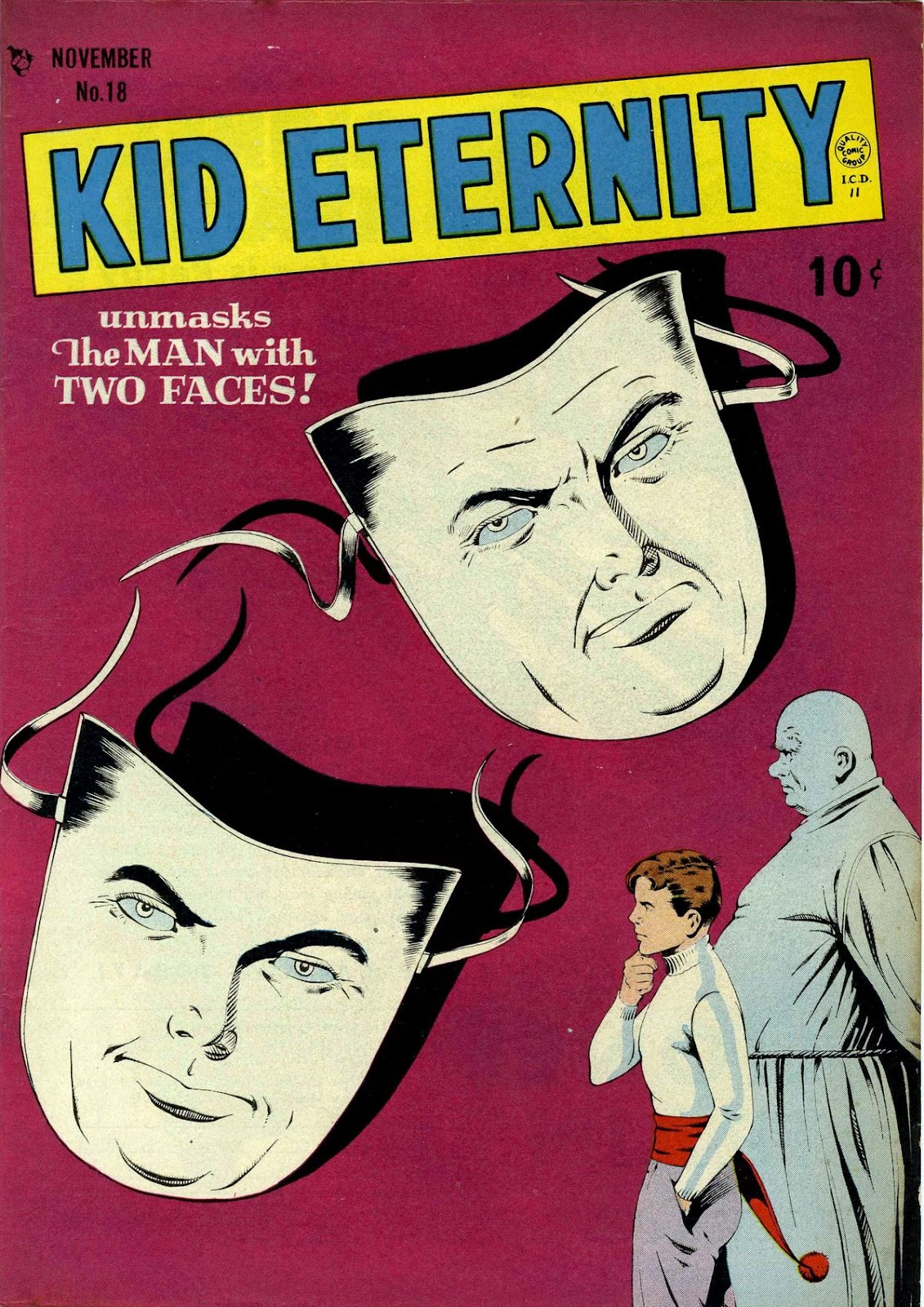 Kid Eternity (1946) 18 Page 1