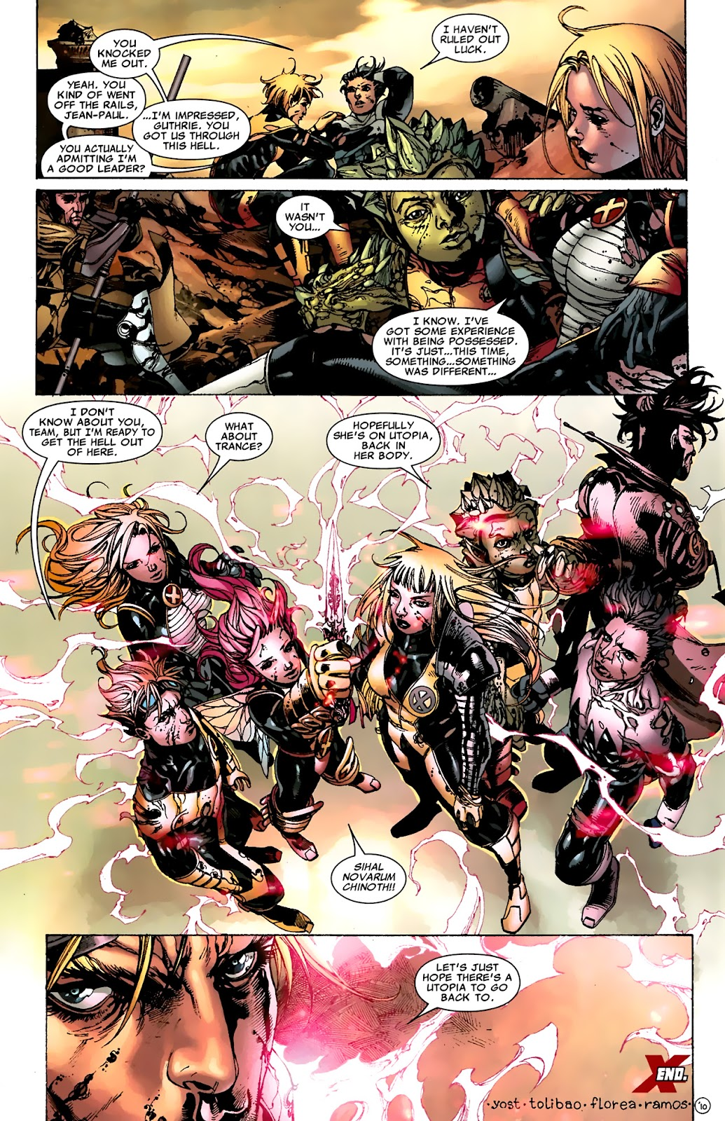 Read online X-Men: Second Coming Revelations comic -  Issue # TPB (Part 2) - 50