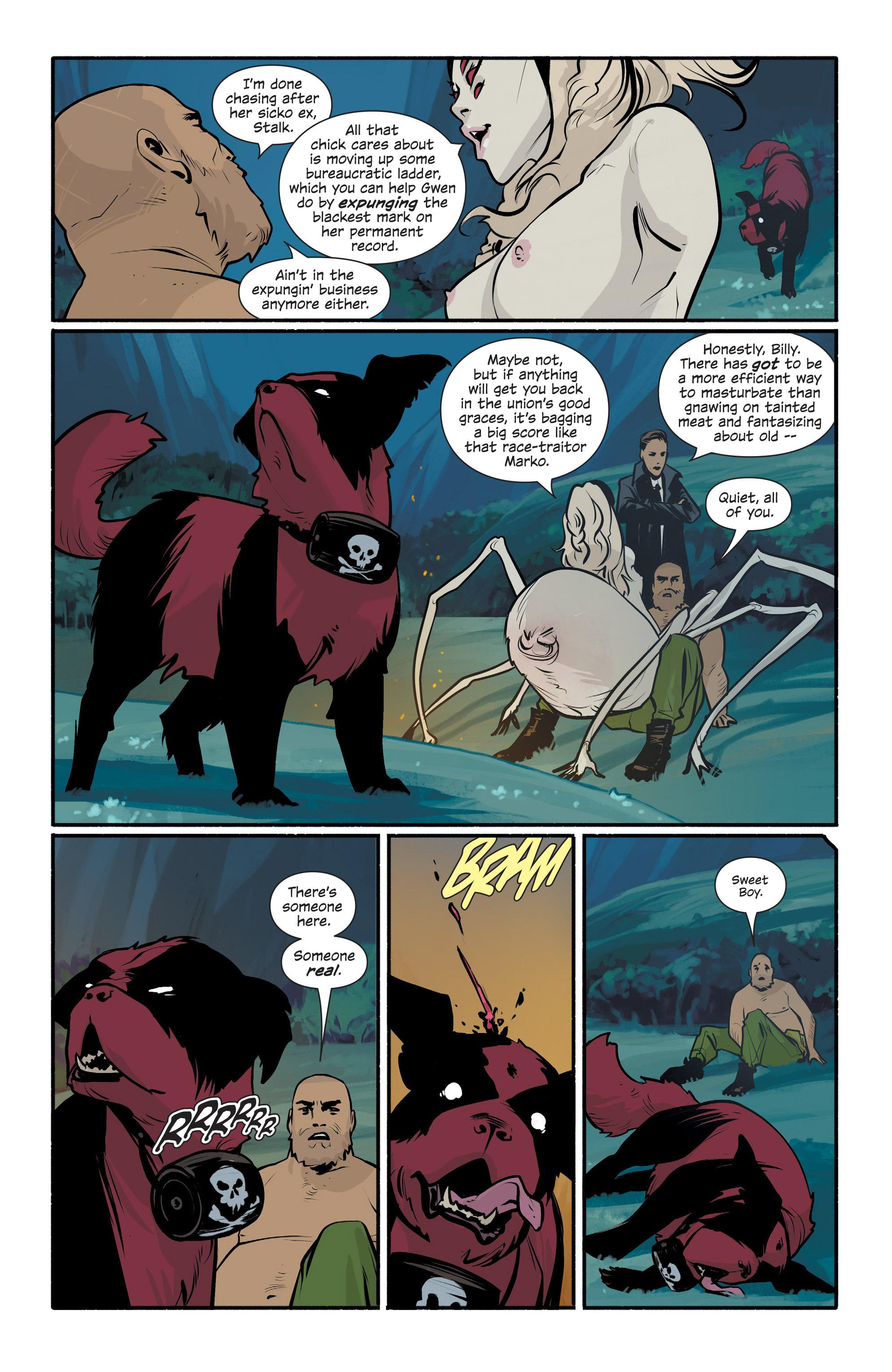 Read online Saga comic -  Issue #42 - 13