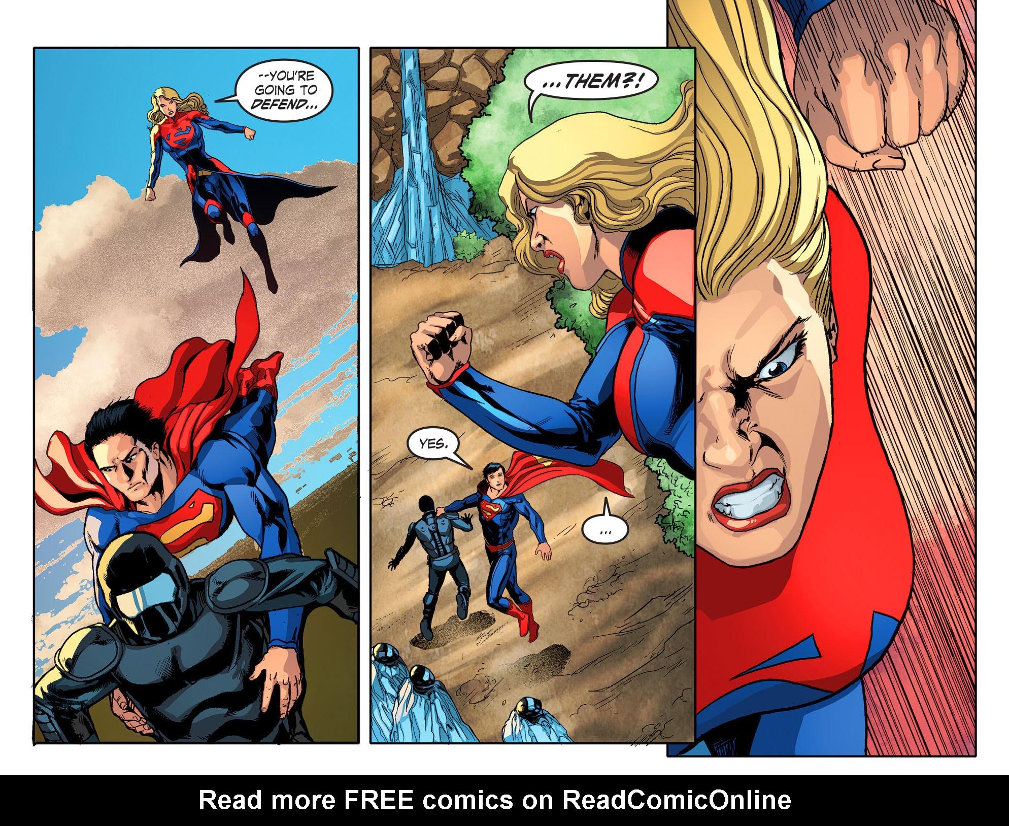 Read online Smallville: Season 11 comic -  Issue #51 - 15