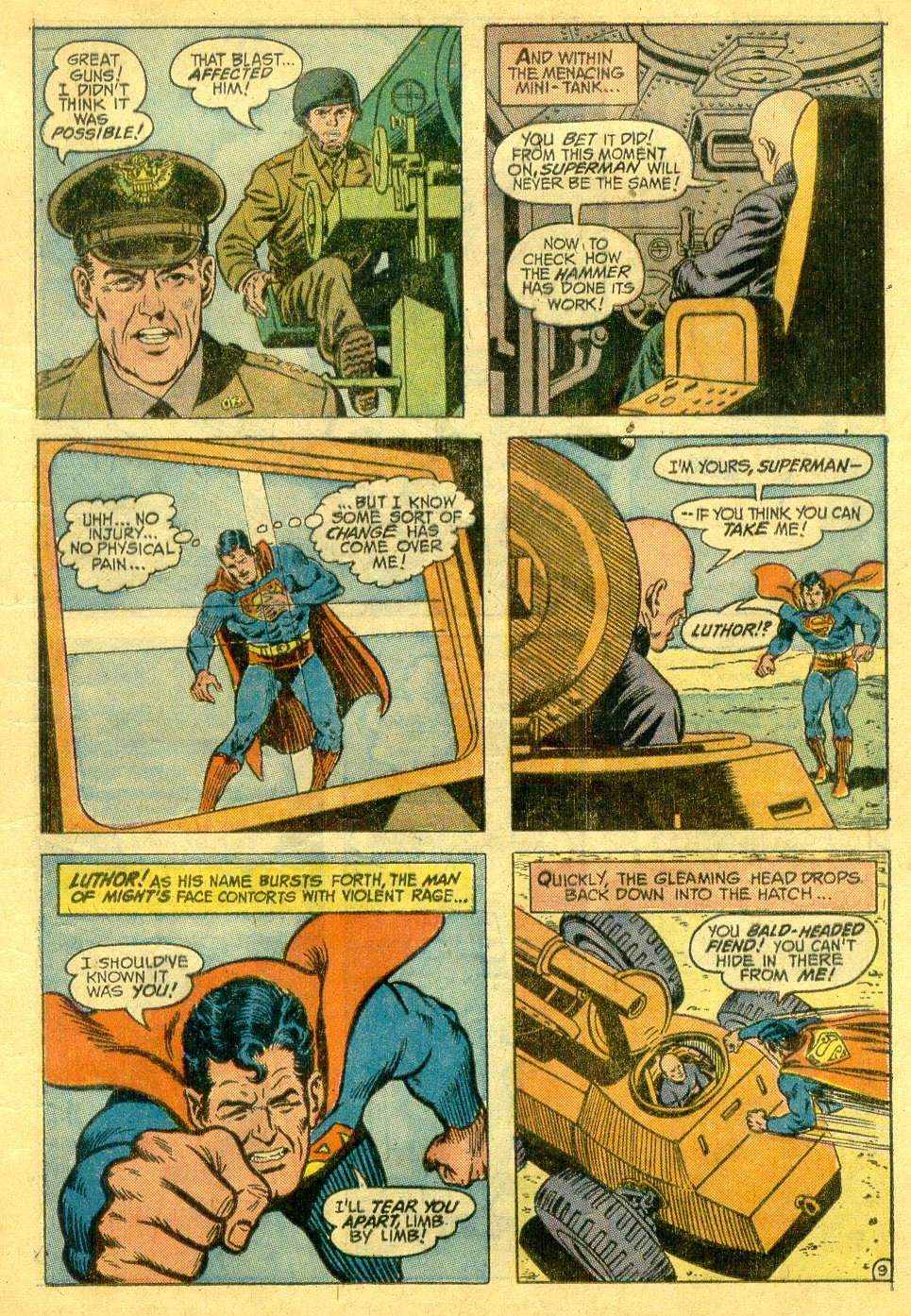 Action Comics (1938) 423 Page 11