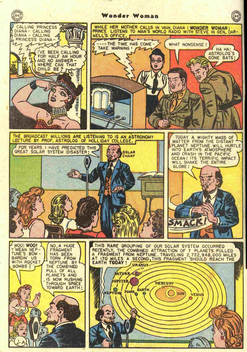 Read online Wonder Woman (1942) comic -  Issue #15 - 4
