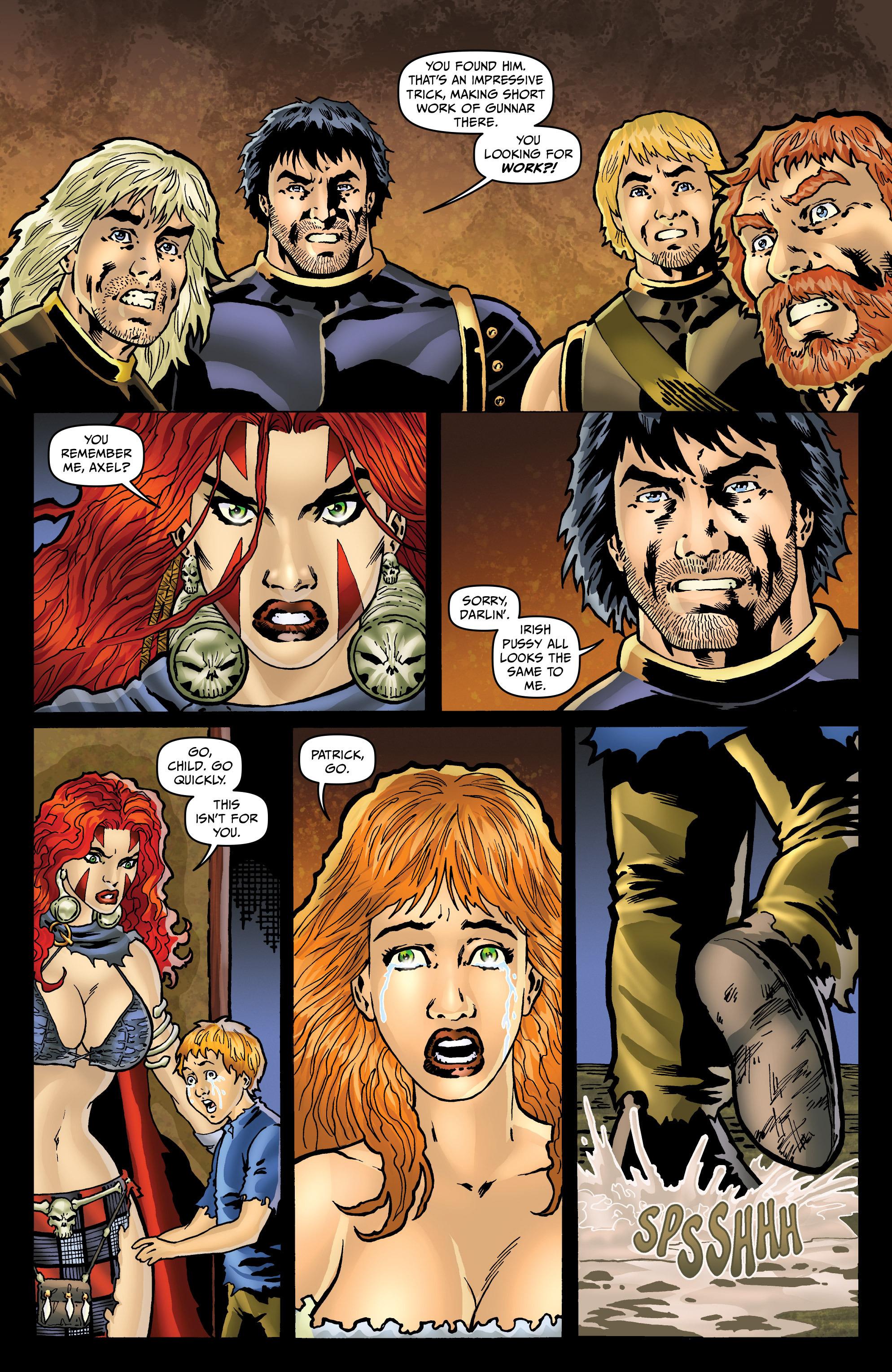Read online Belladonna: Origins comic -  Issue #4 - 7