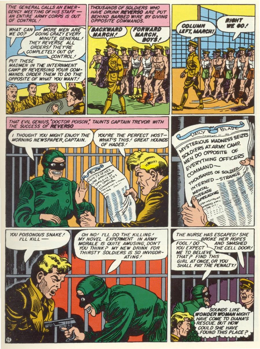 Read online Sensation (Mystery) Comics comic -  Issue #2 - 10