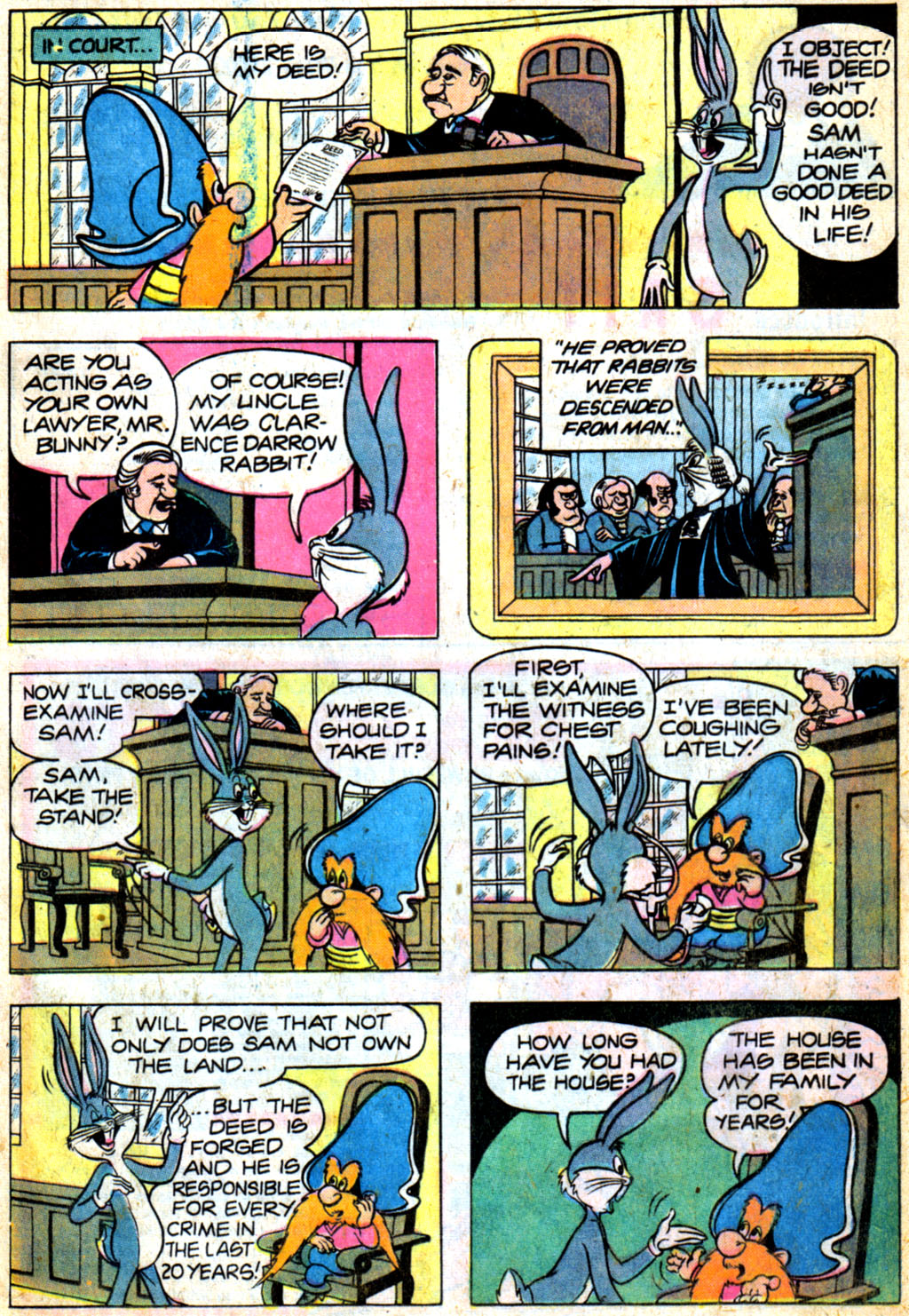 Yosemite Sam and Bugs Bunny issue 44 - Page 12