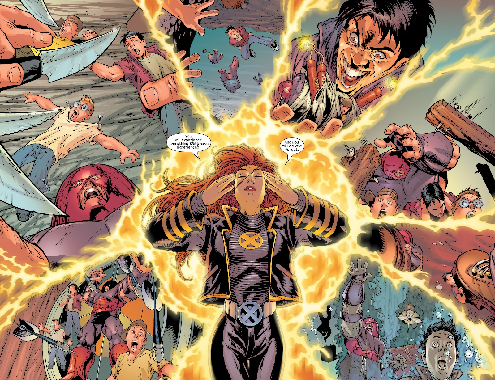 Read online X-Men: Unstoppable comic -  Issue # TPB (Part 2) - 87