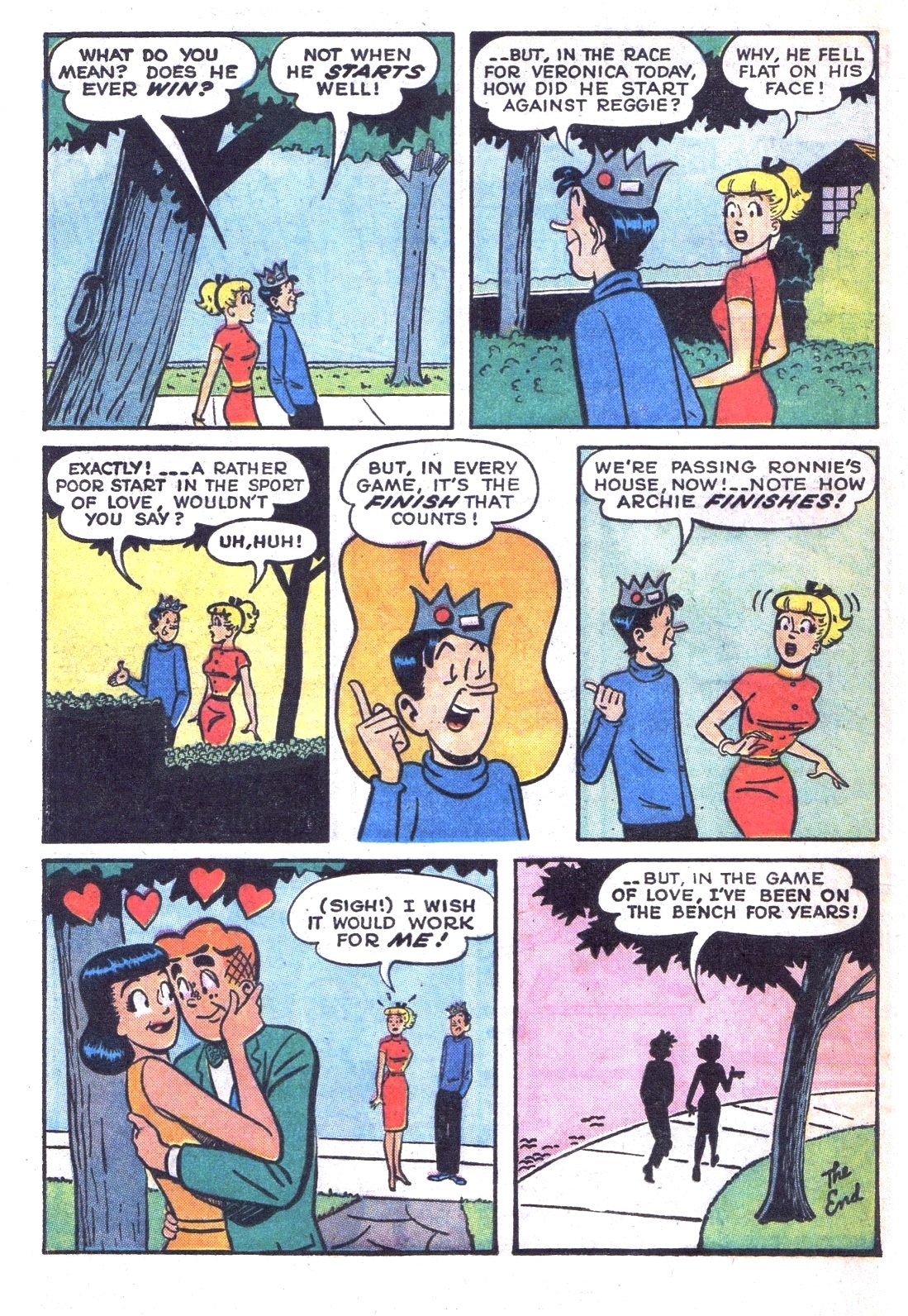 Read online Archie (1960) comic -  Issue #131 - 24