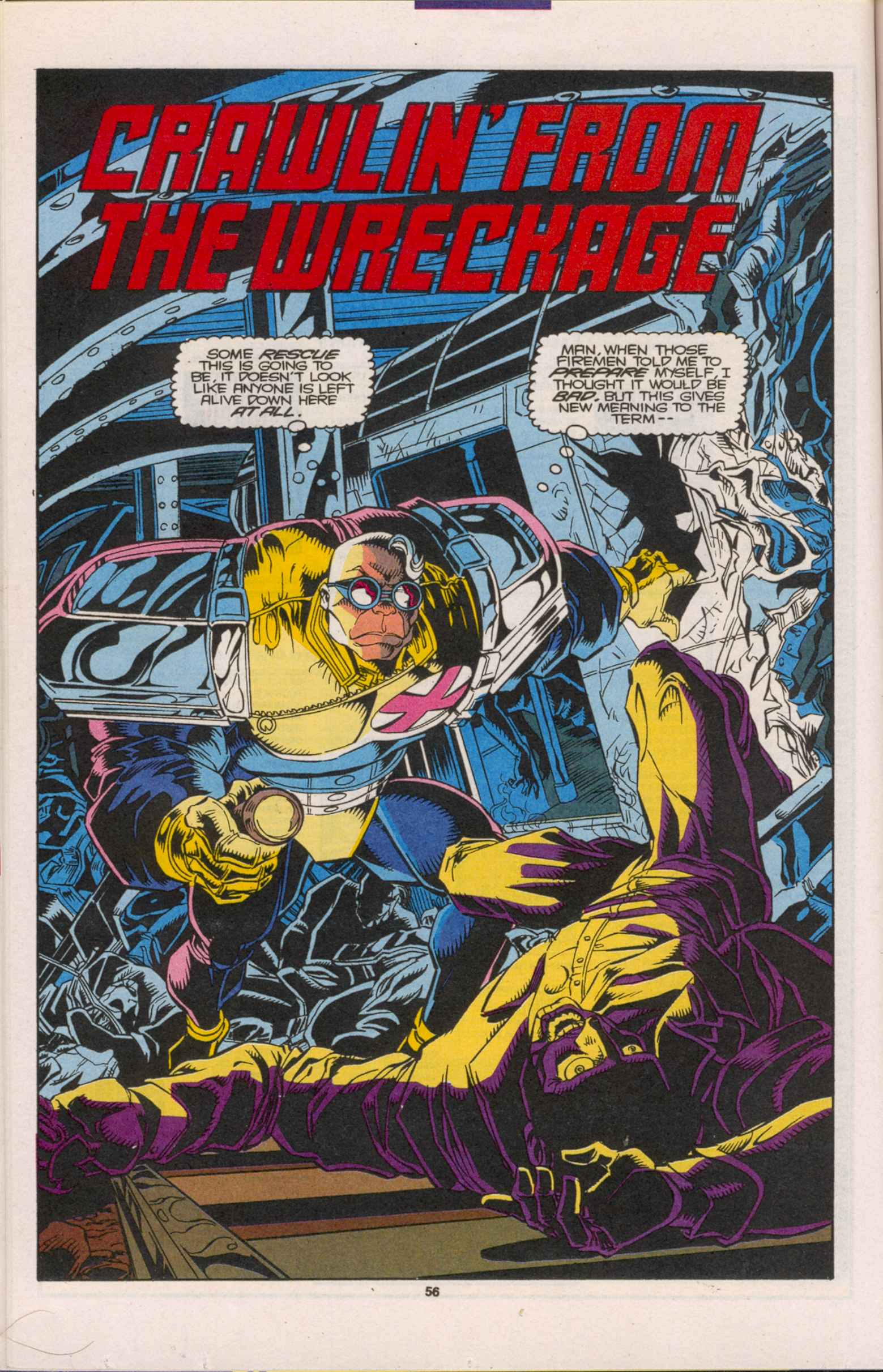 Read online X-Factor (1986) comic -  Issue # _ Annual 8 - 49