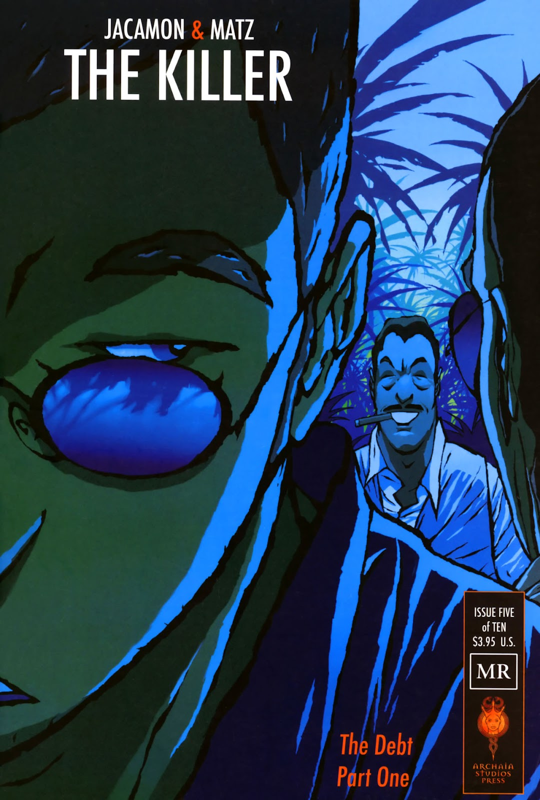 Read online The Killer comic -  Issue #5 - 1