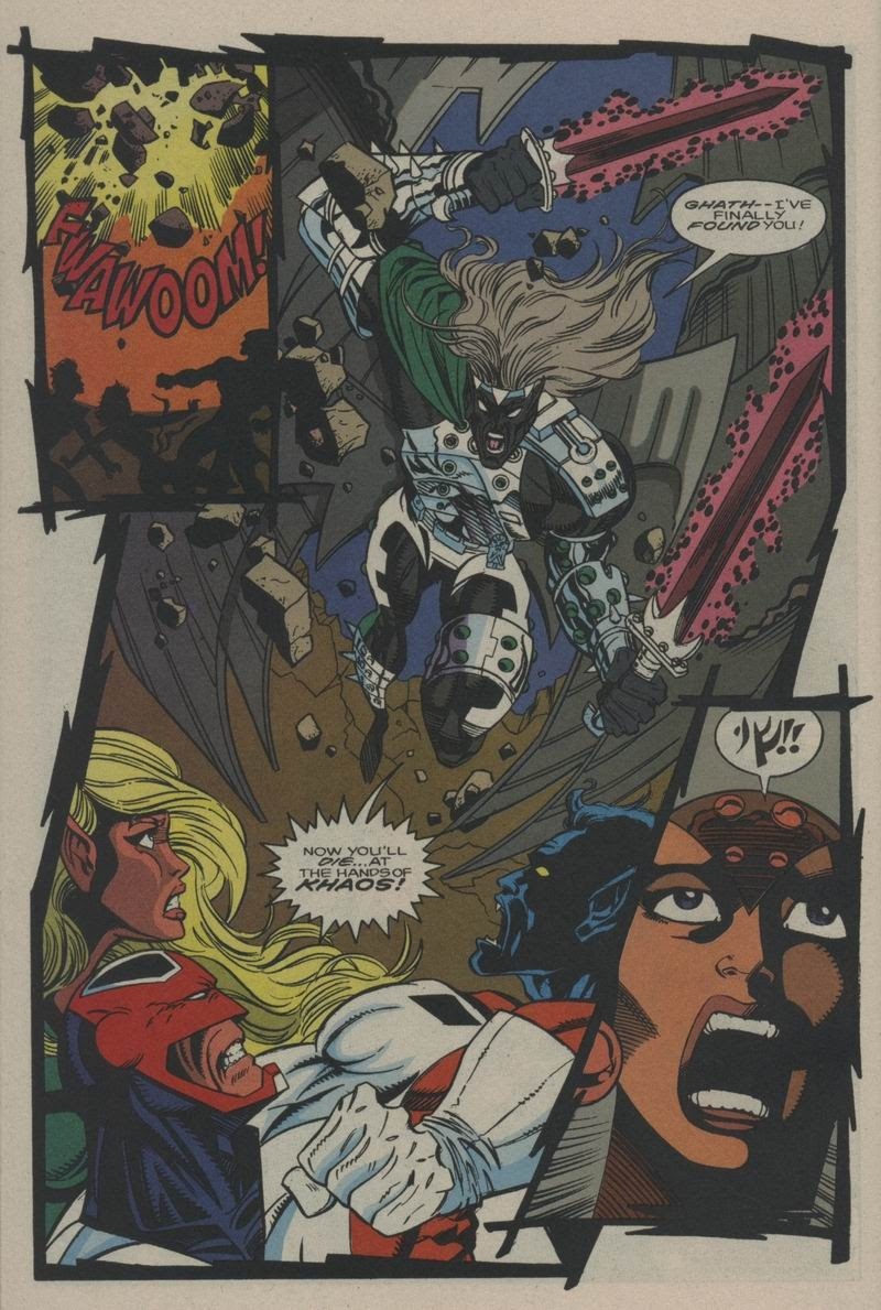 Excalibur (1988) issue Annual 1 - Page 8