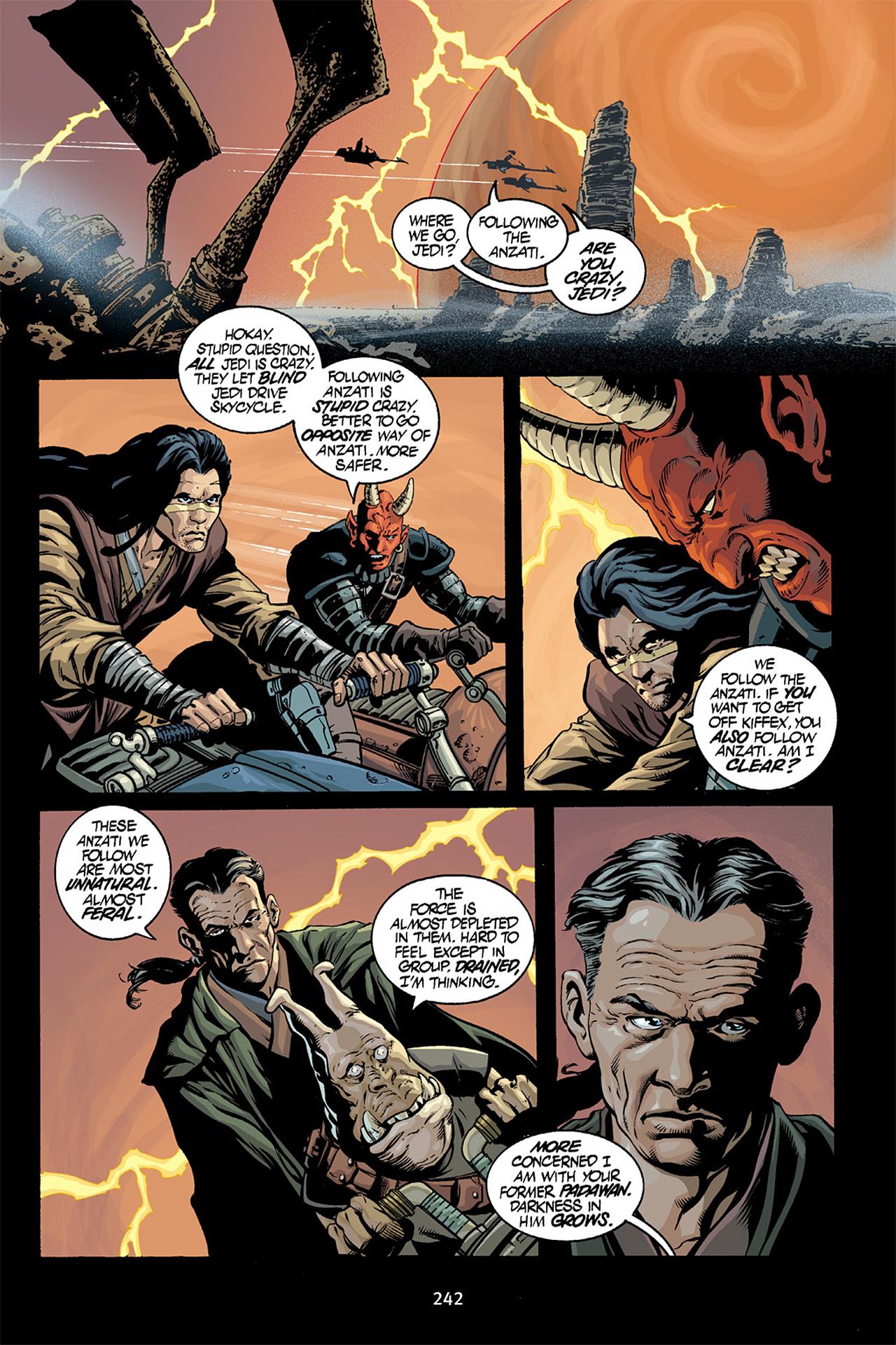 Read online Star Wars Omnibus comic -  Issue # Vol. 15 - 239