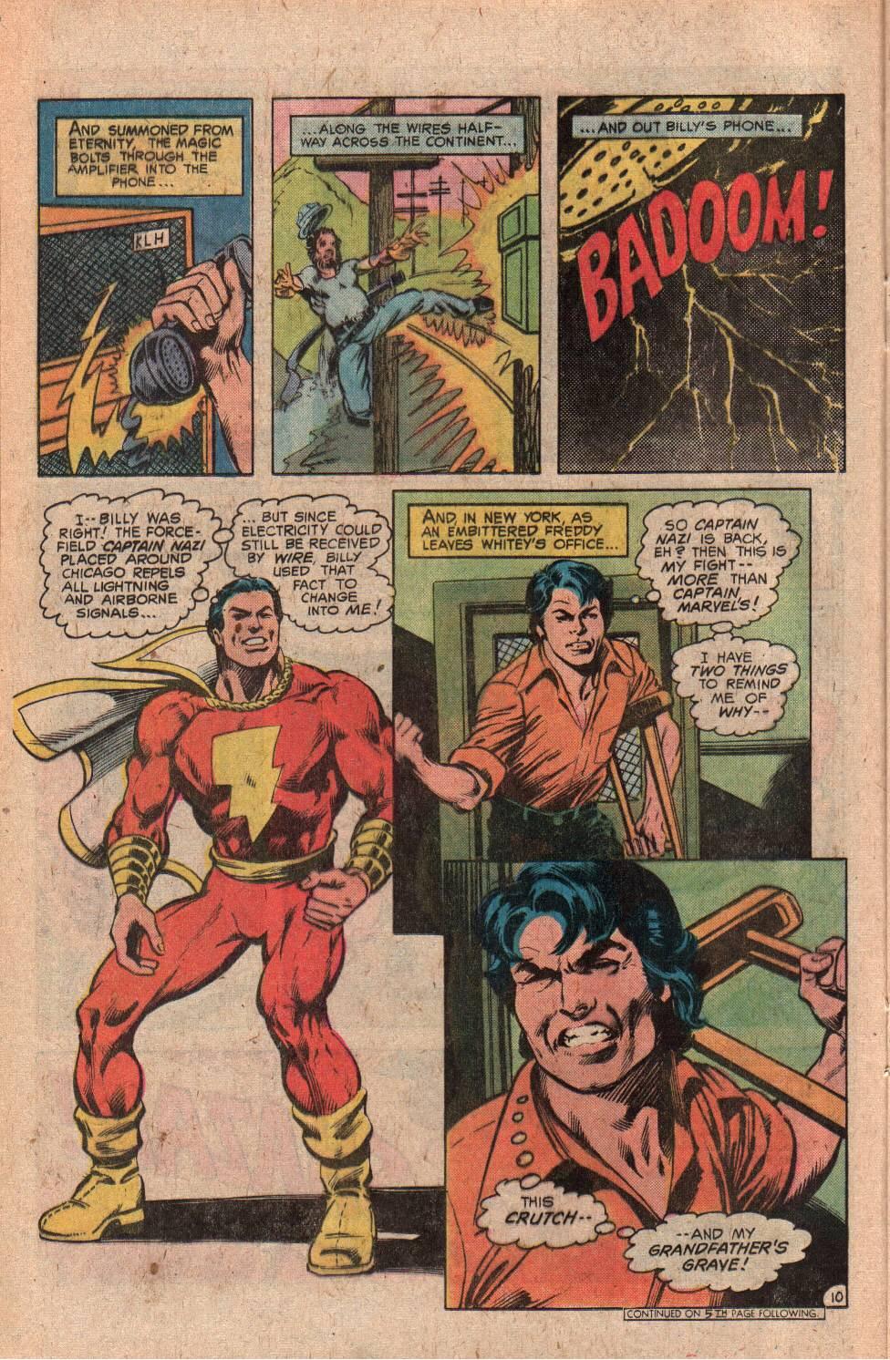 Read online Shazam! (1973) comic -  Issue #34 - 16