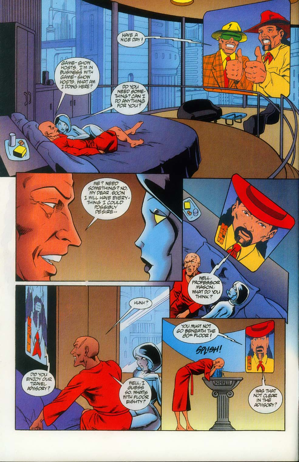 Godzilla (1995) Issue #12 #13 - English 7