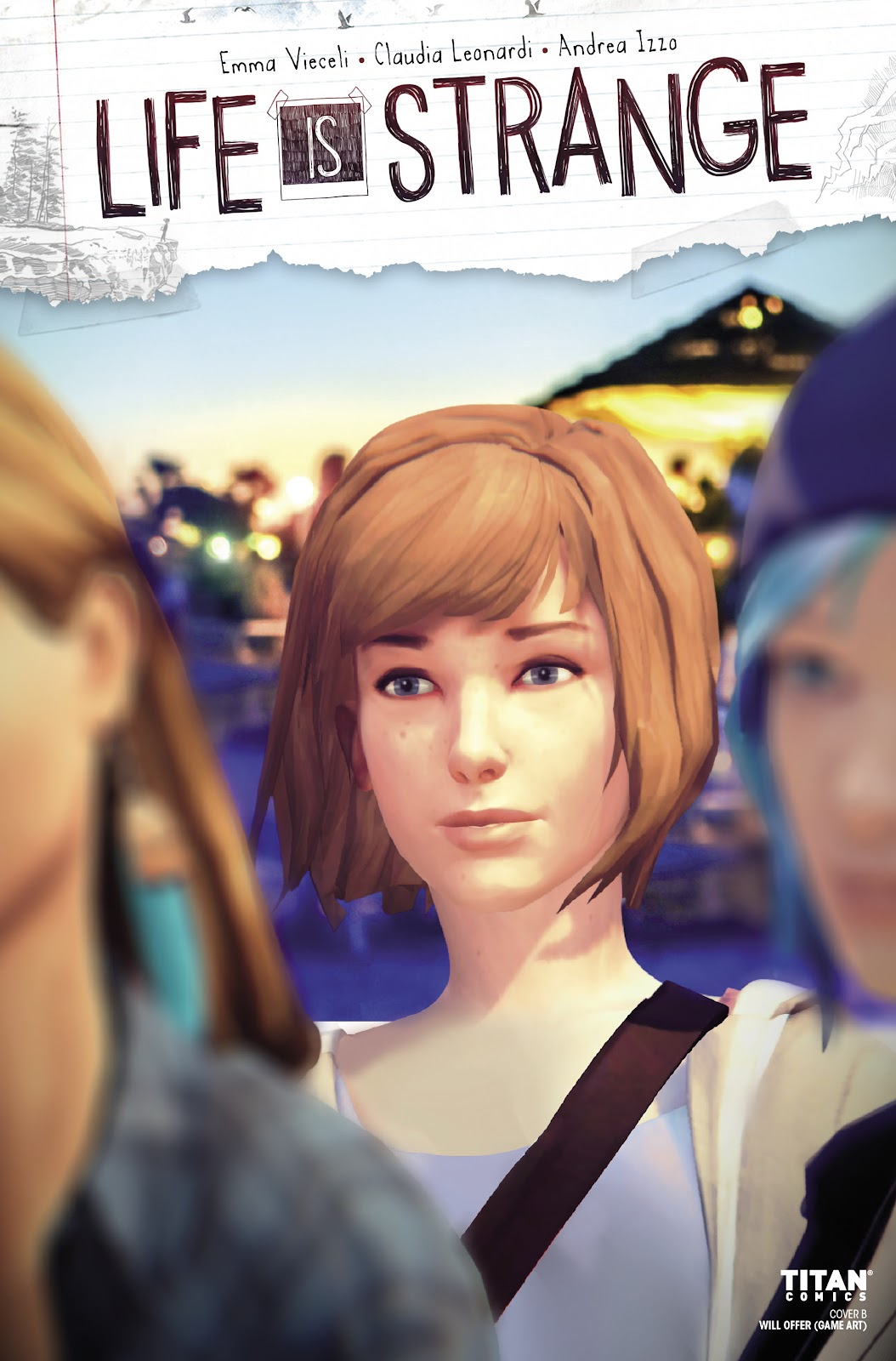 Read online Life is Strange comic -  Issue #9 - 2