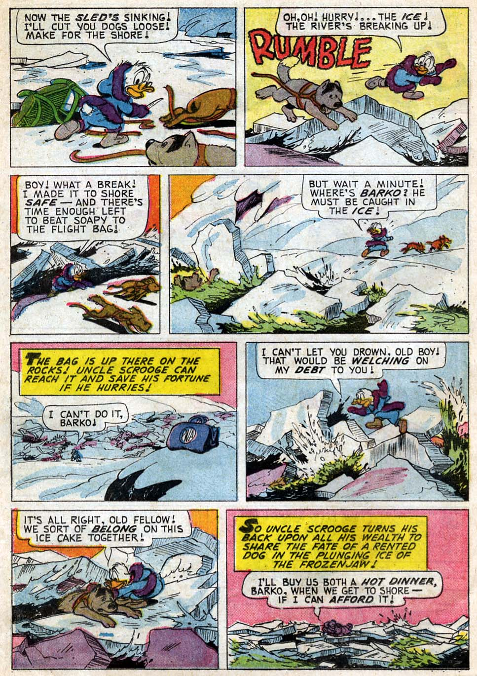 Read online Uncle Scrooge (1953) comic -  Issue #59 - 24