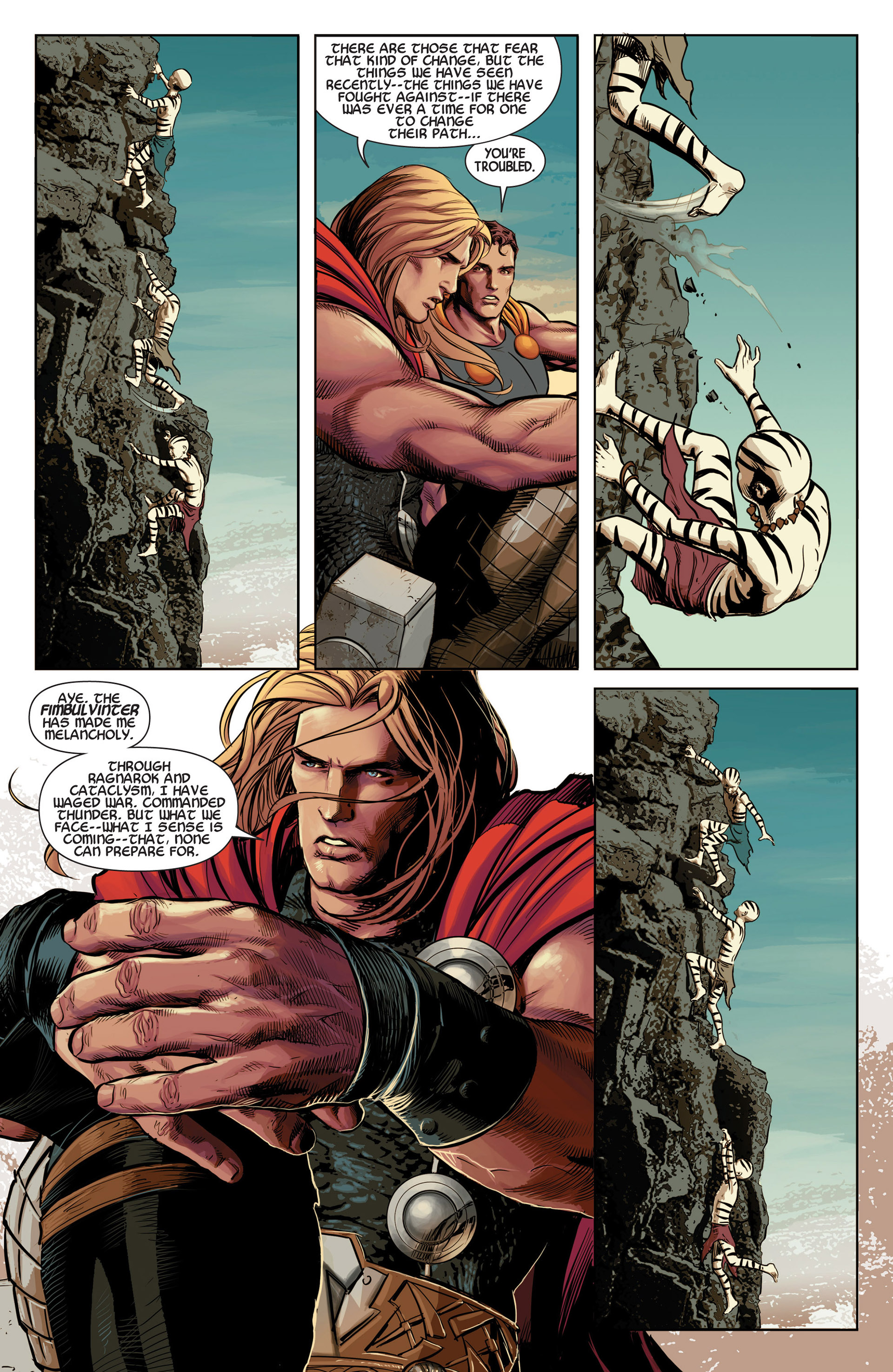 Read online Avengers (2013) comic -  Issue #12 - 16