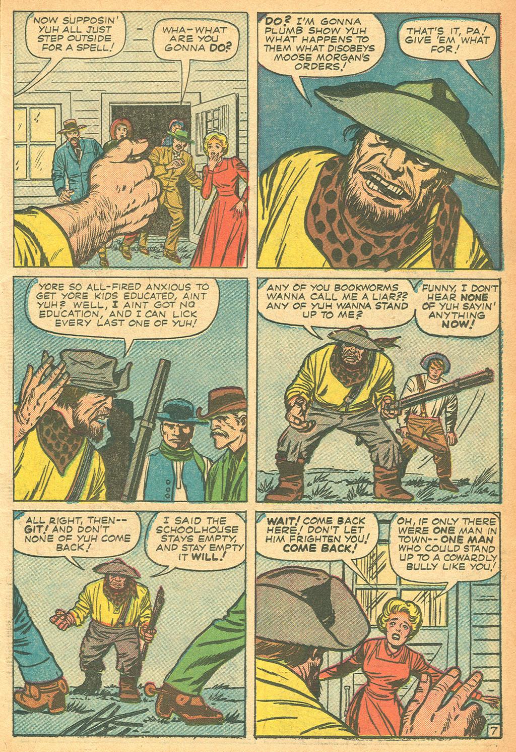 Read online Two-Gun Kid comic -  Issue #62 - 11