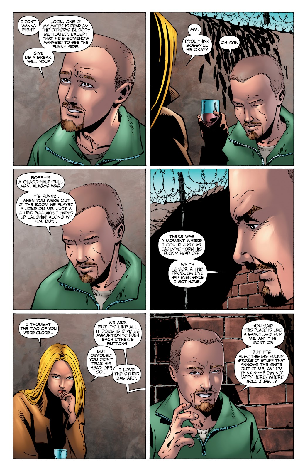 Read online The Boys Omnibus comic -  Issue # TPB 4 (Part 4) - 40